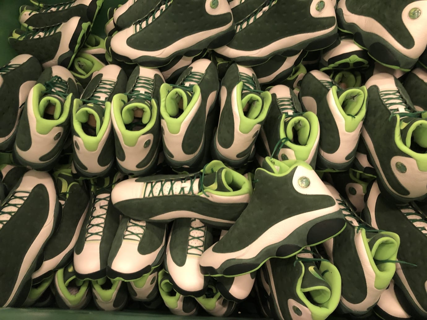 Oregon Air Jordan 13