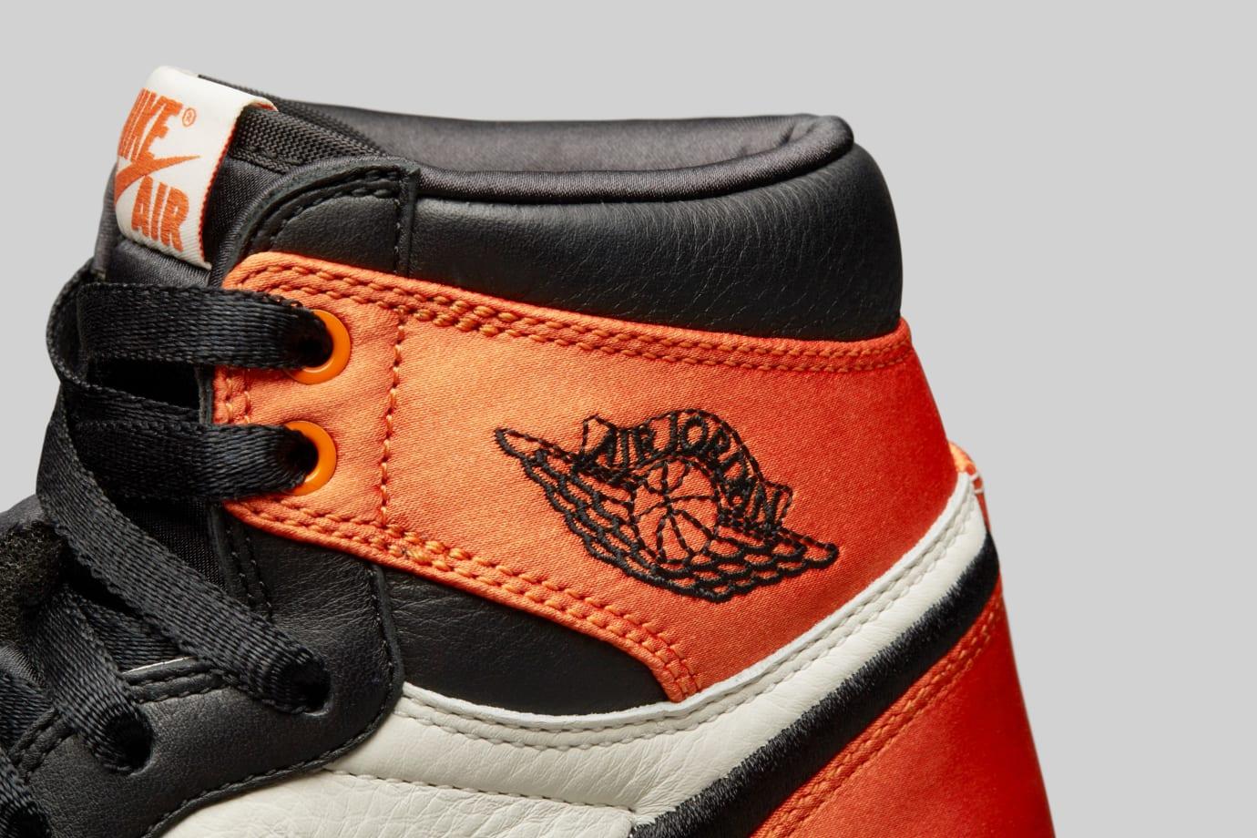 Air Jordan 1 Satin 'Shattered Backboard' AV3725-010 (Wings Logo)
