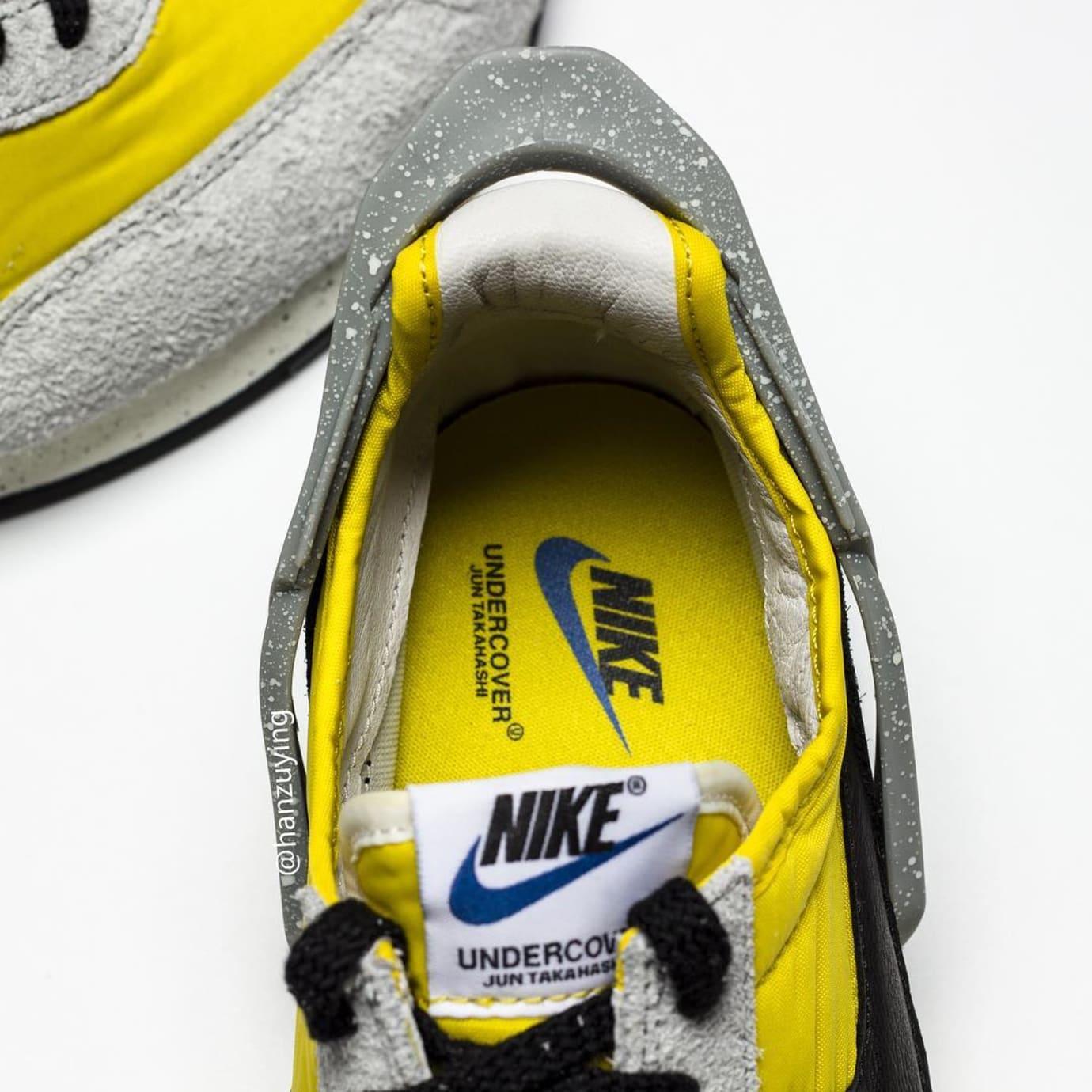 Undercover x Nike Daybreak Yellow/Grey BV4594-700 Insole