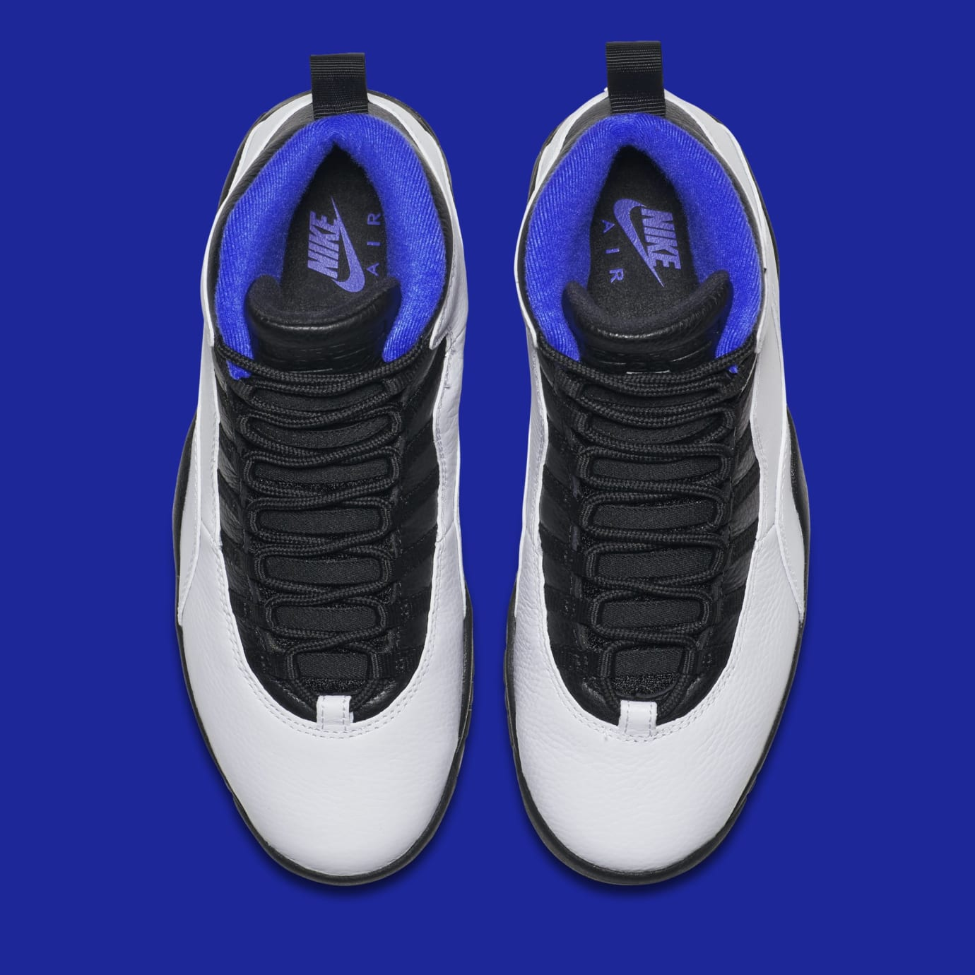 wholesale dealer 29d59 375ce Image via Nike Air Jordan 10  Orlando  310805-108 (Top)