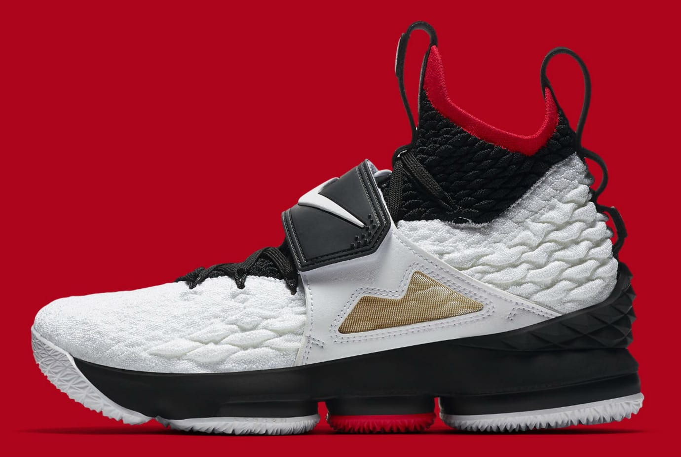 quality design 16d75 2f316 Nike LeBron 15 Diamond Turf Deion Sanders Release Date ...