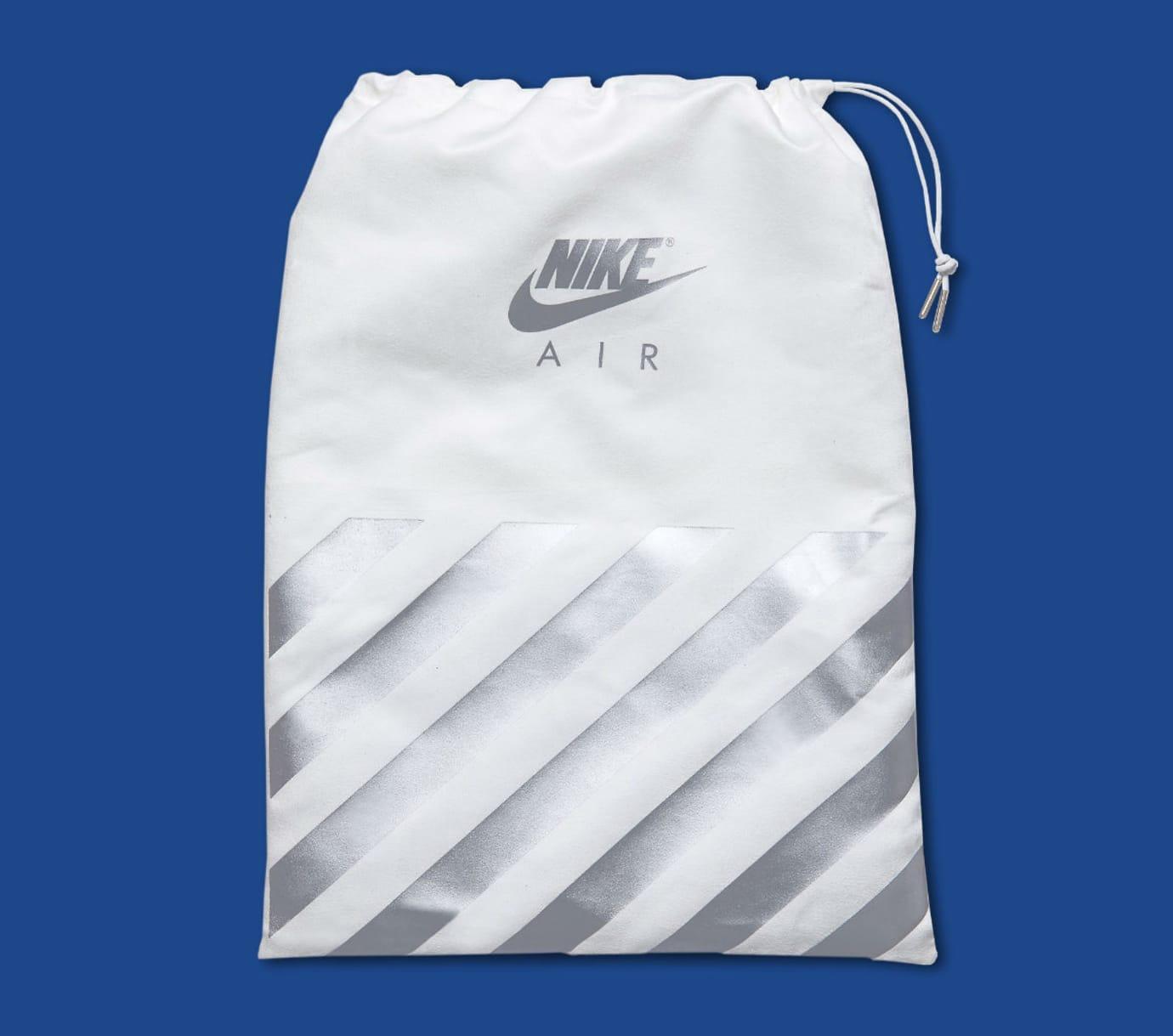 Nike Air Max 1 Anniversary Royal Release Date Bag 908375-101