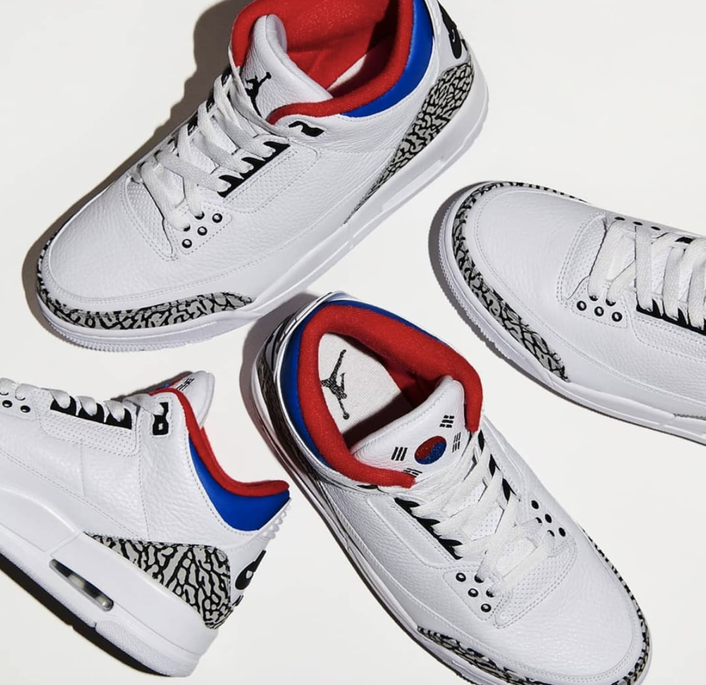 Air Jordan 3 'Korea' 1