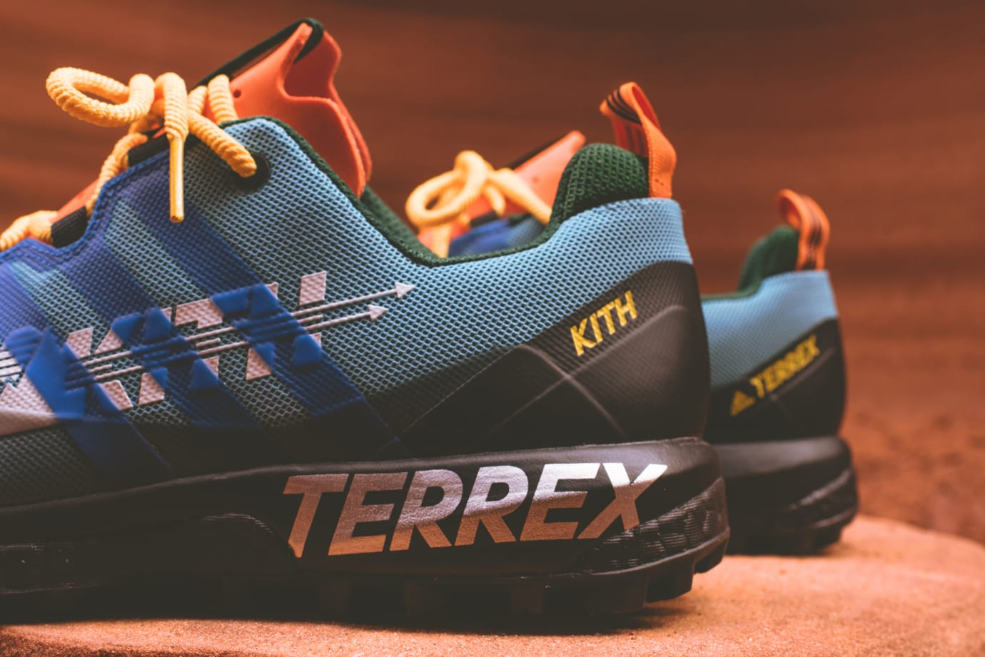 6b4def22 Kith x Adidas Terrex Agravic GTX (Detail) Image via Kith Kith x Adidas  Terrex Response TR Boost ...
