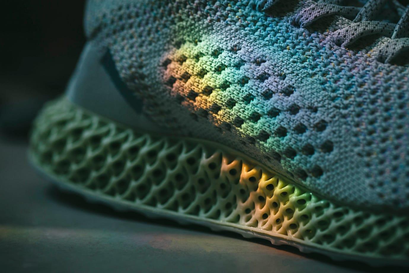 release date: ef260 9751f Invincible x Adidas Consortium 4D Release Date | Sole Collector
