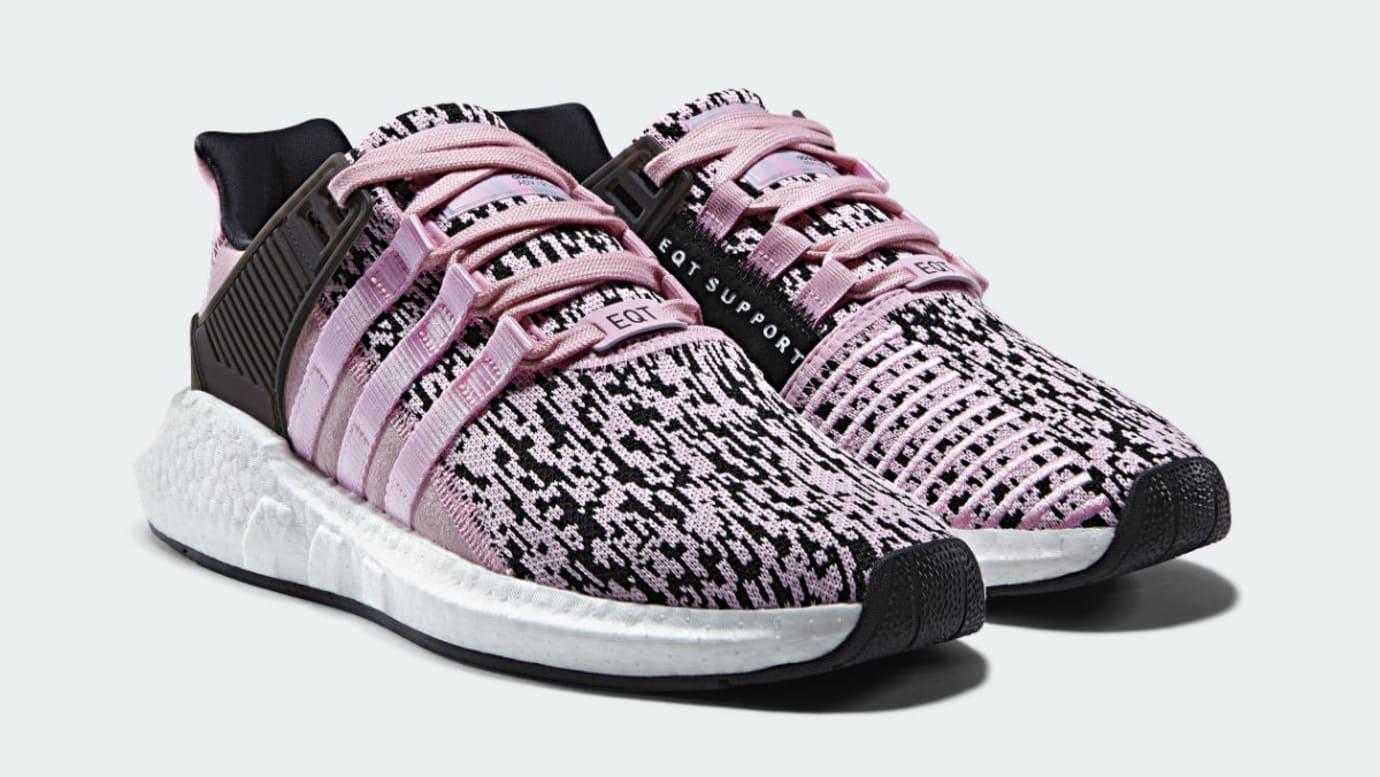 Adidas EQT Support 93/17 Wonder Pink Release Date BZ0583