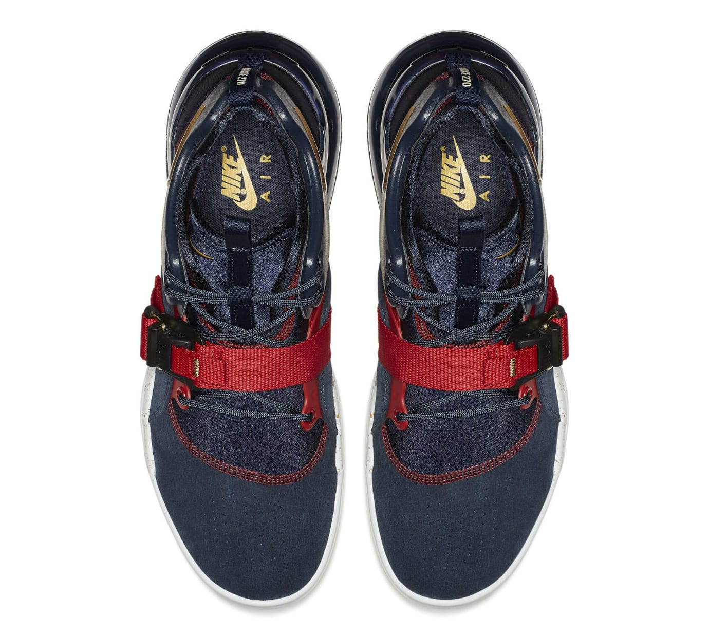 Nike Air Force 270 USA Release Date AH6772-400 Top