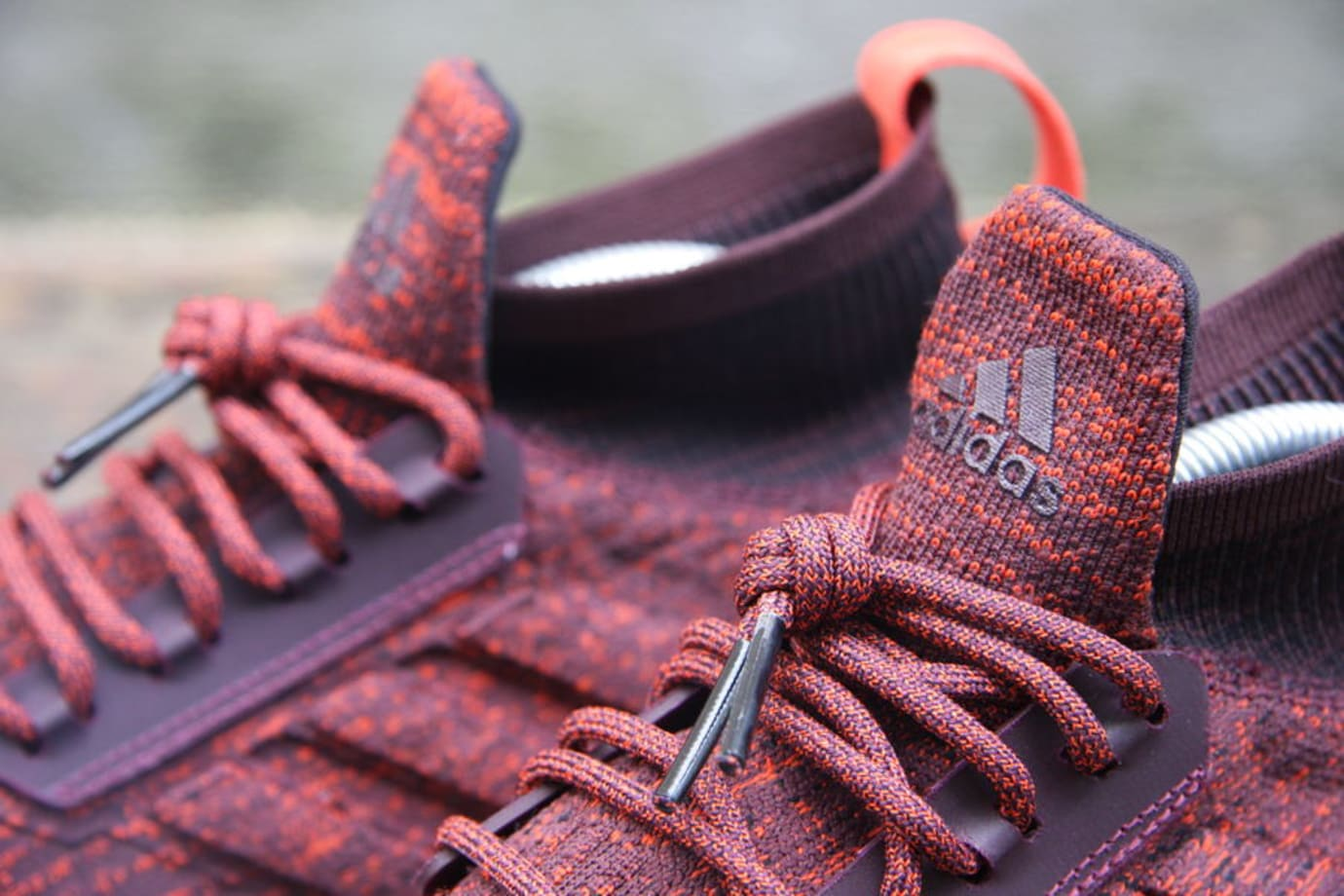 637e83744b7e9 Adidas Ultra Boost ATR Red Release Date S82035 Tongue