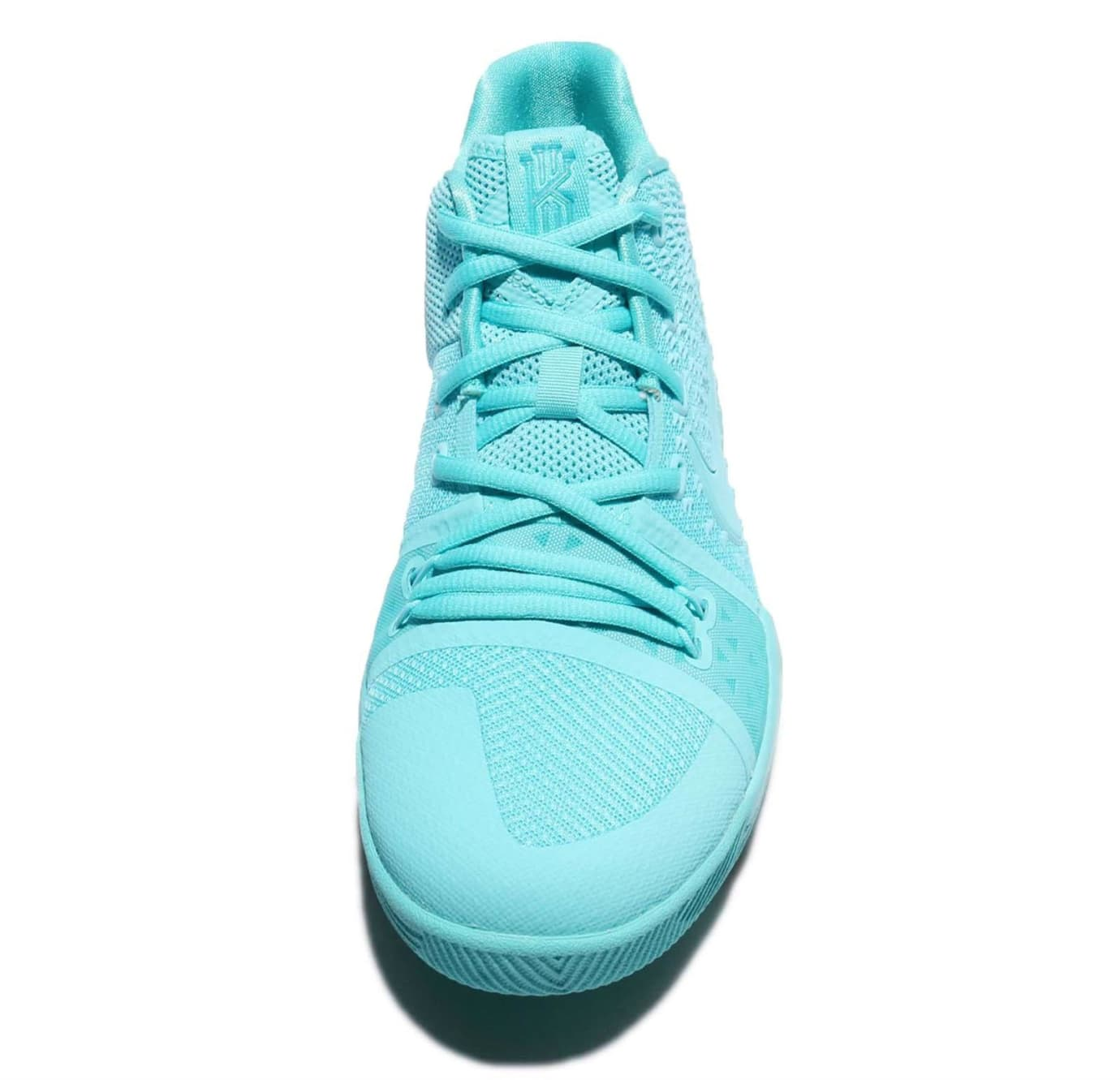 Nike Kyrie 3 GS Aqua Release Date Front 859466-401