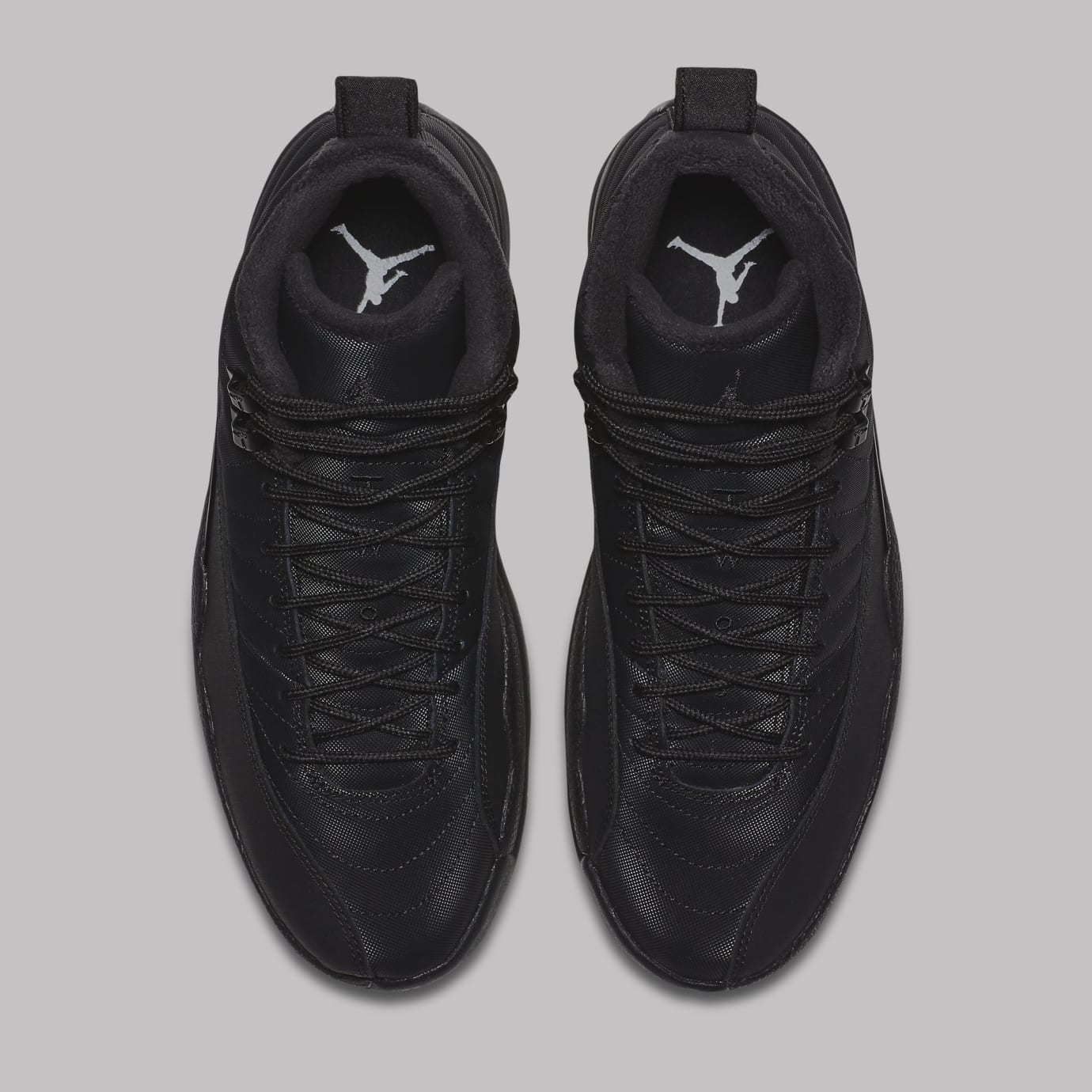 10ce5028c45bfa Image via Nike air-jordan-12-winterized-black-bq6851-001-top