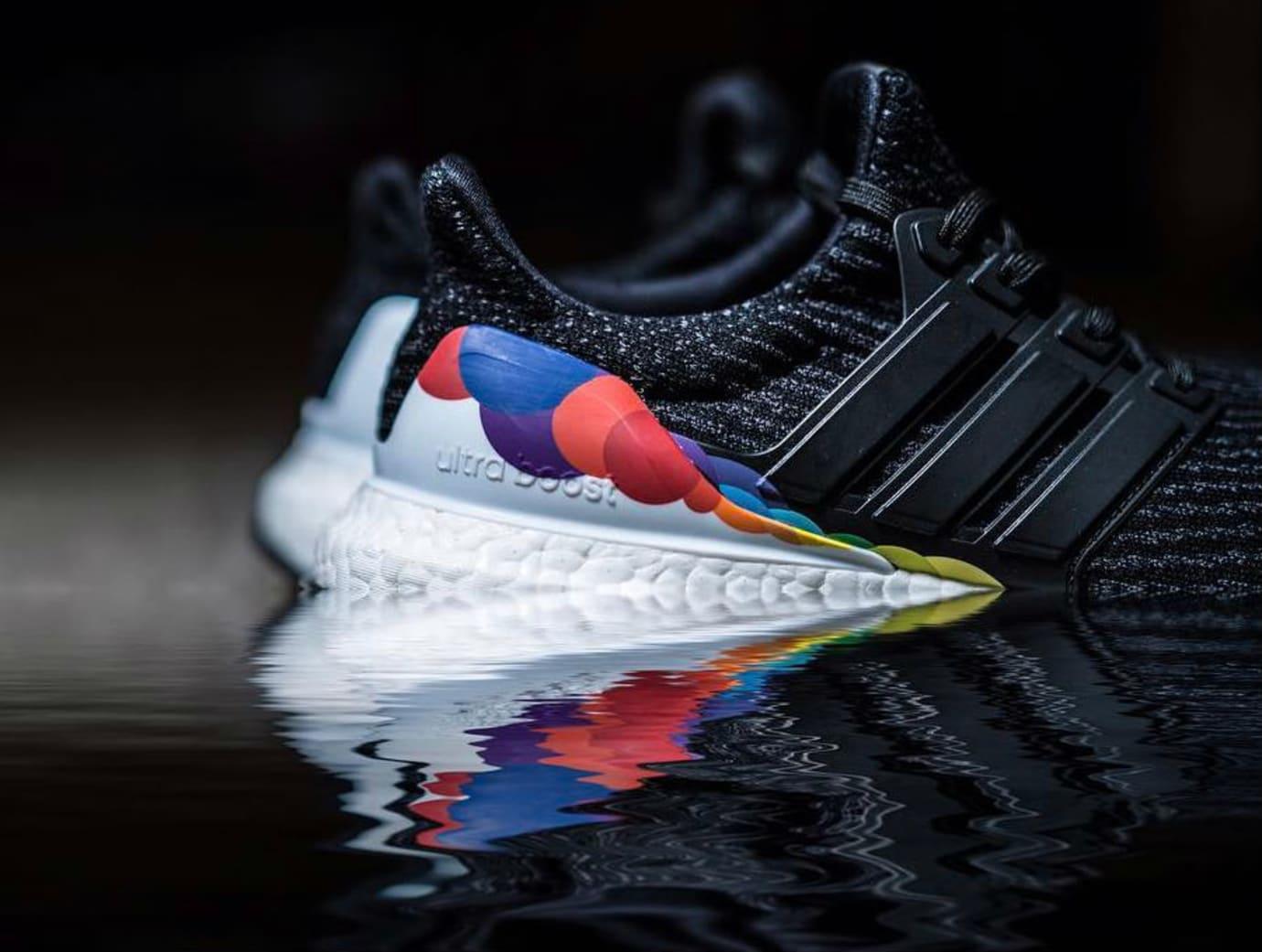 Adidas Ultra Boost Pride Month Release Date Heel