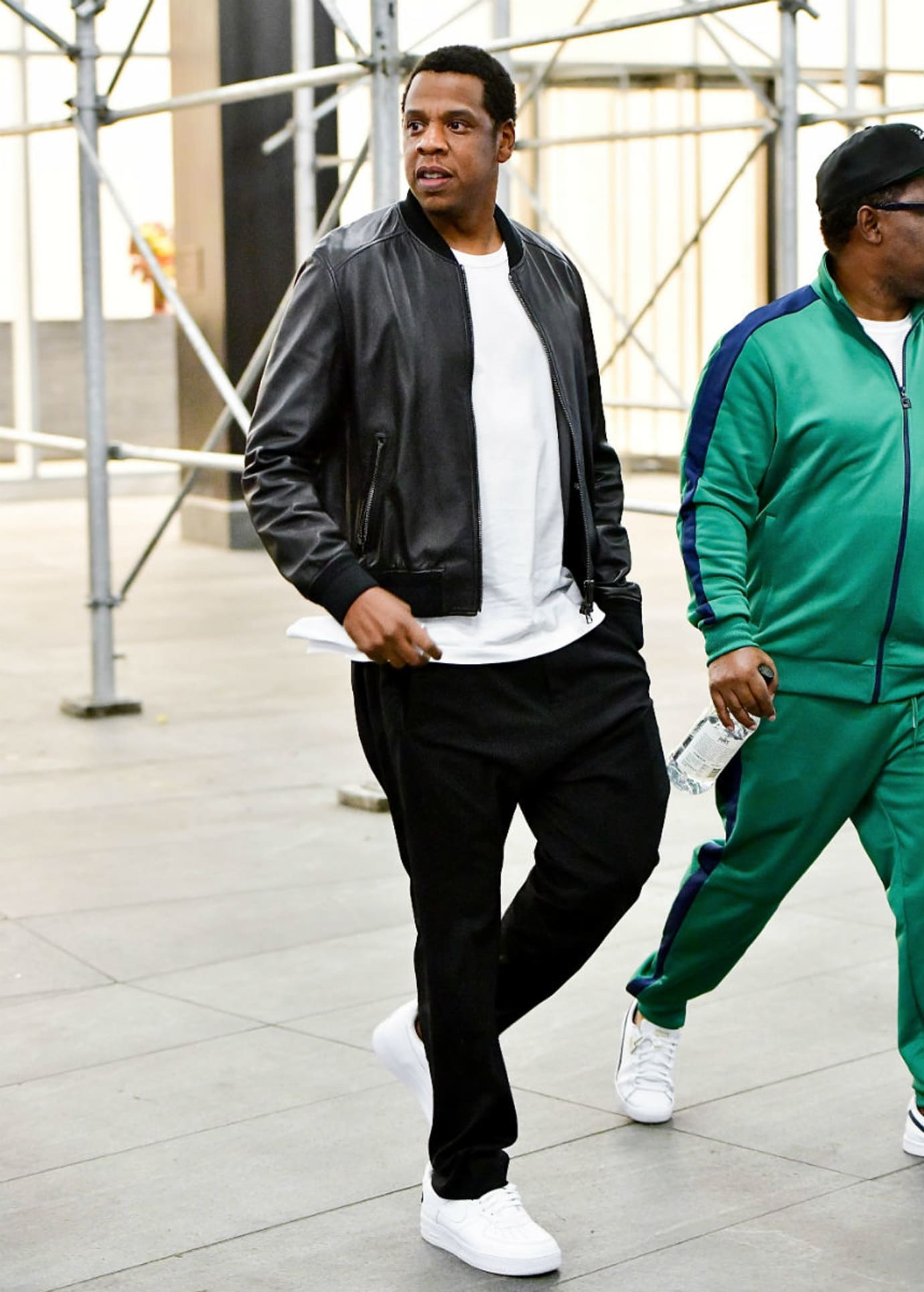Jay-Z Rocafella Nike Air Force 1 Low (2)