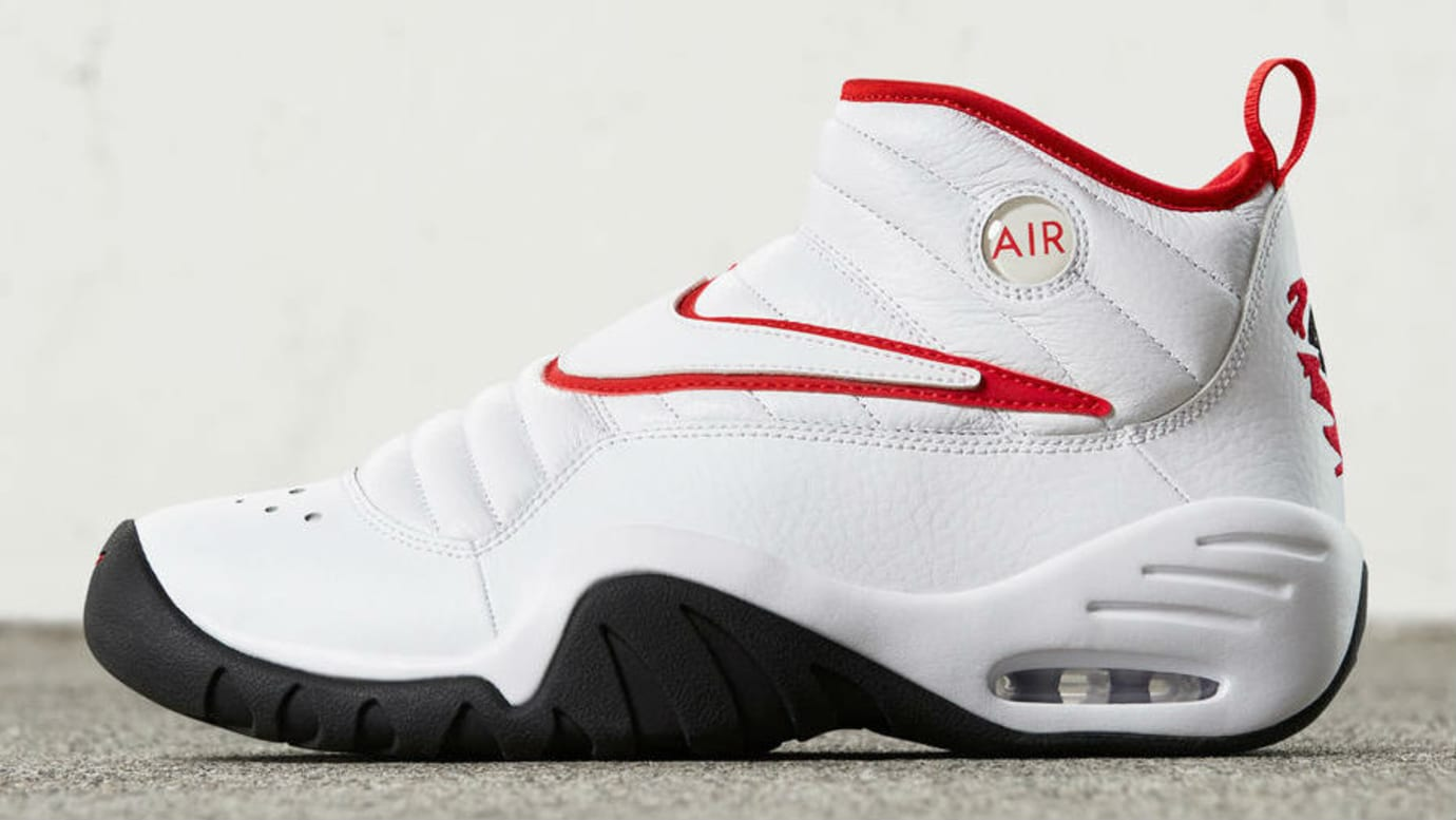 release date 51cd2 6a029 Nike Air Shake Ndestrukt Bulls Profile Release Date