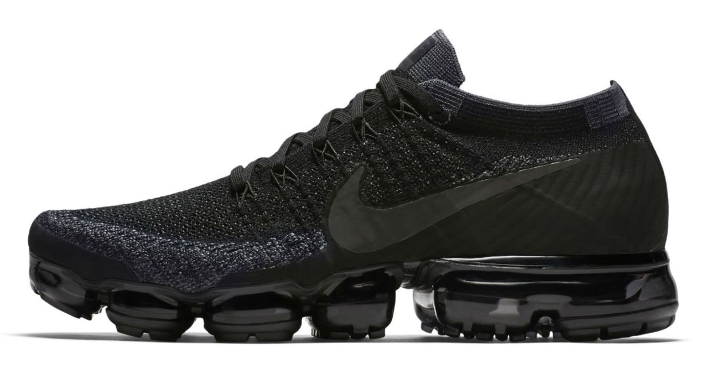 Nike Air VaporMax Black Release Date Profile