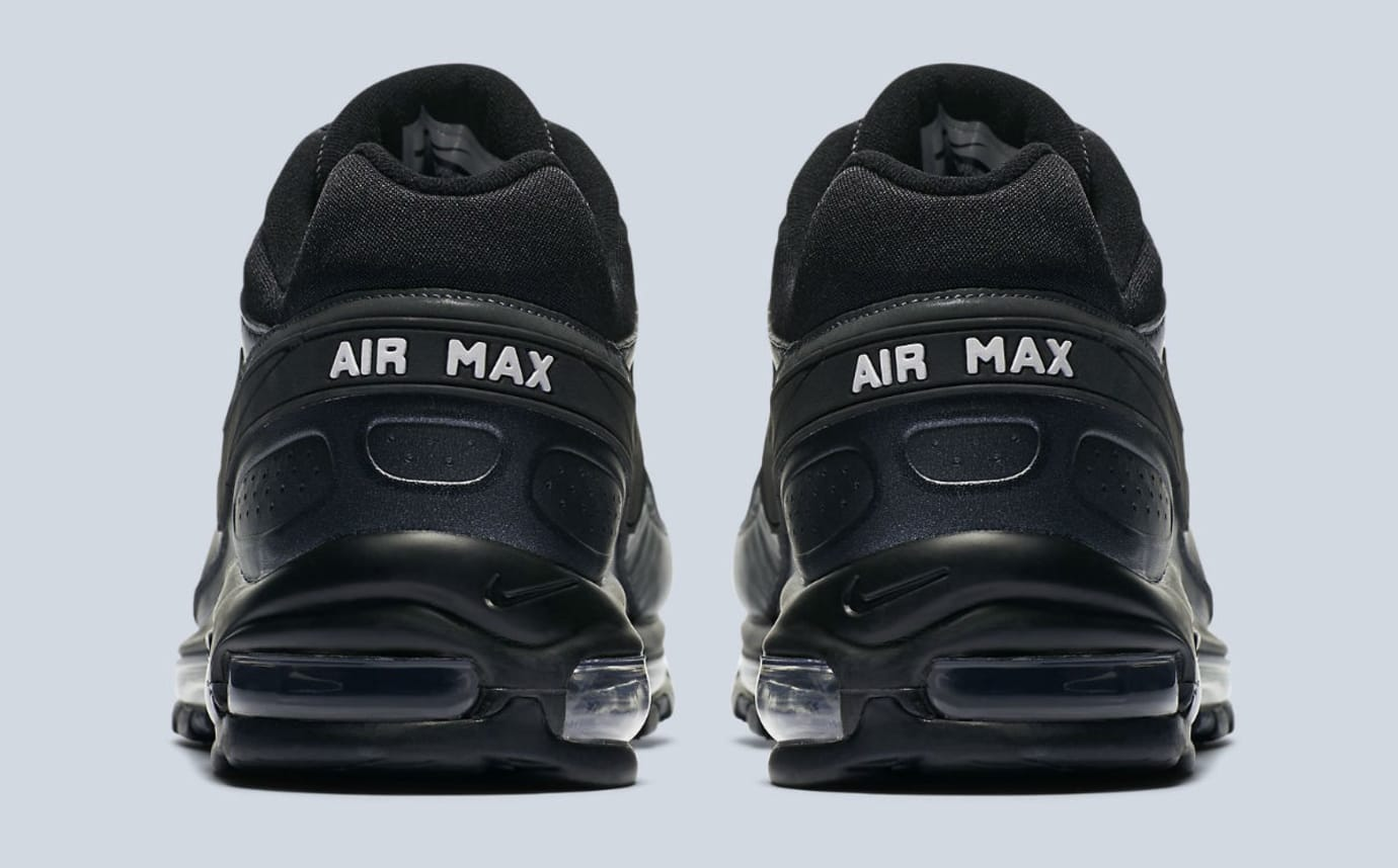Nike Air Max 97/BW Black Release Date AO2406-001 Heel