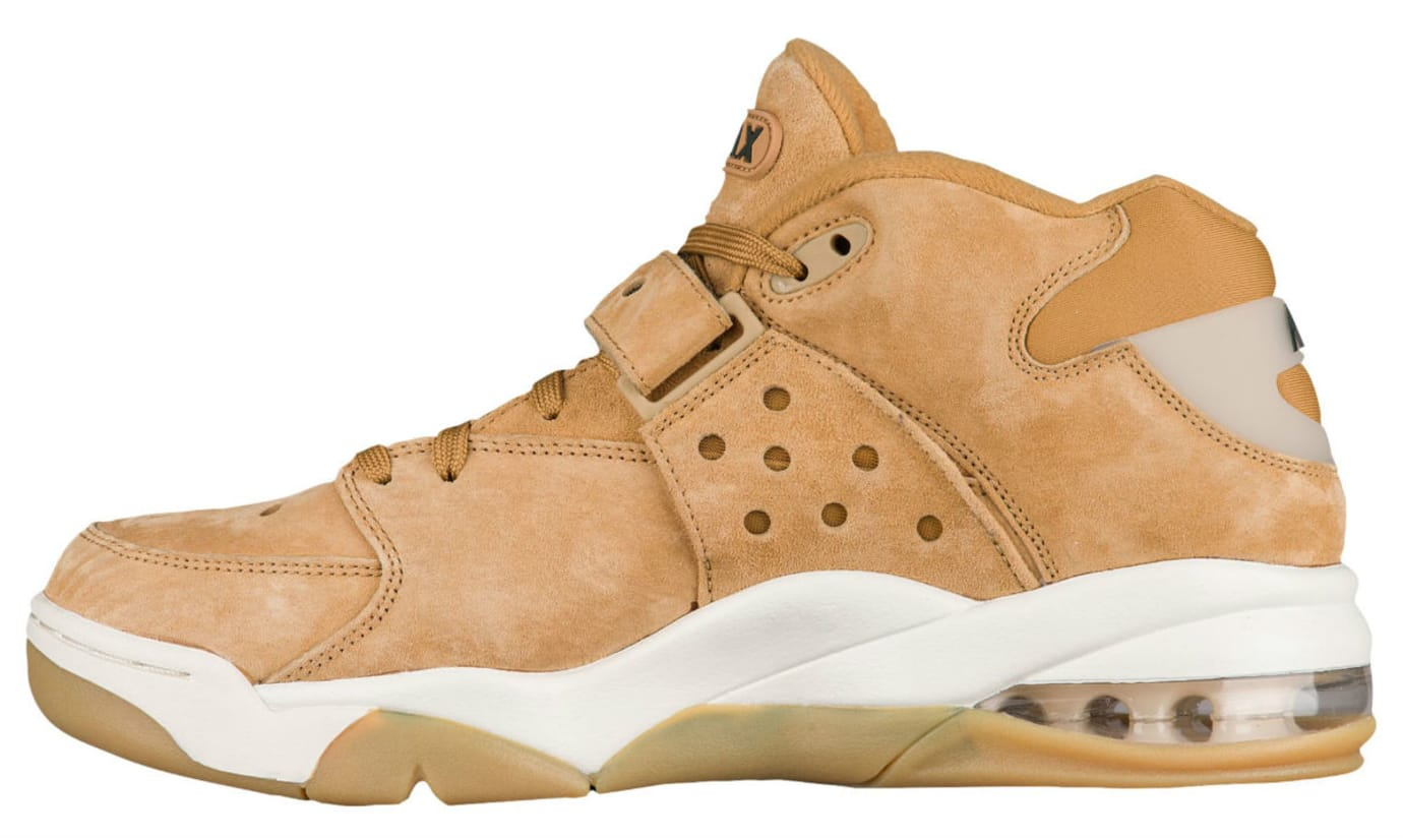 Nike Air Force Max Flax Gum Release Date Medial 315065-200