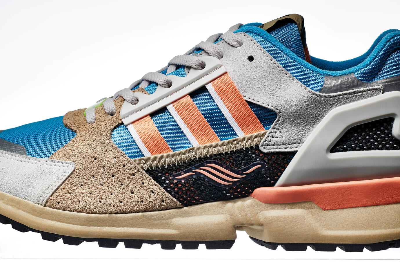 Adidas Consortium ZX 10000C EE9485 (Lateral)
