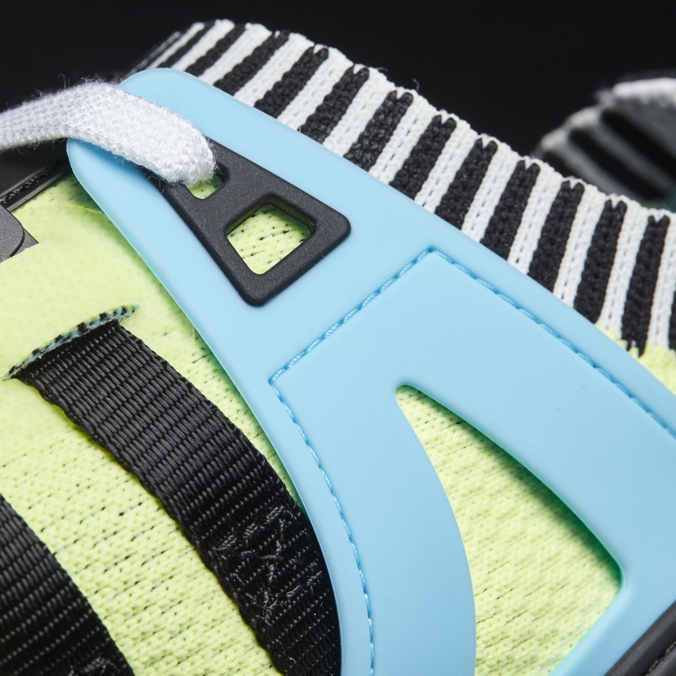 premium selection a6bf5 544c6 Adidas EQT Support Ultra Primeknit Boost Frozen Yellow Blue ...