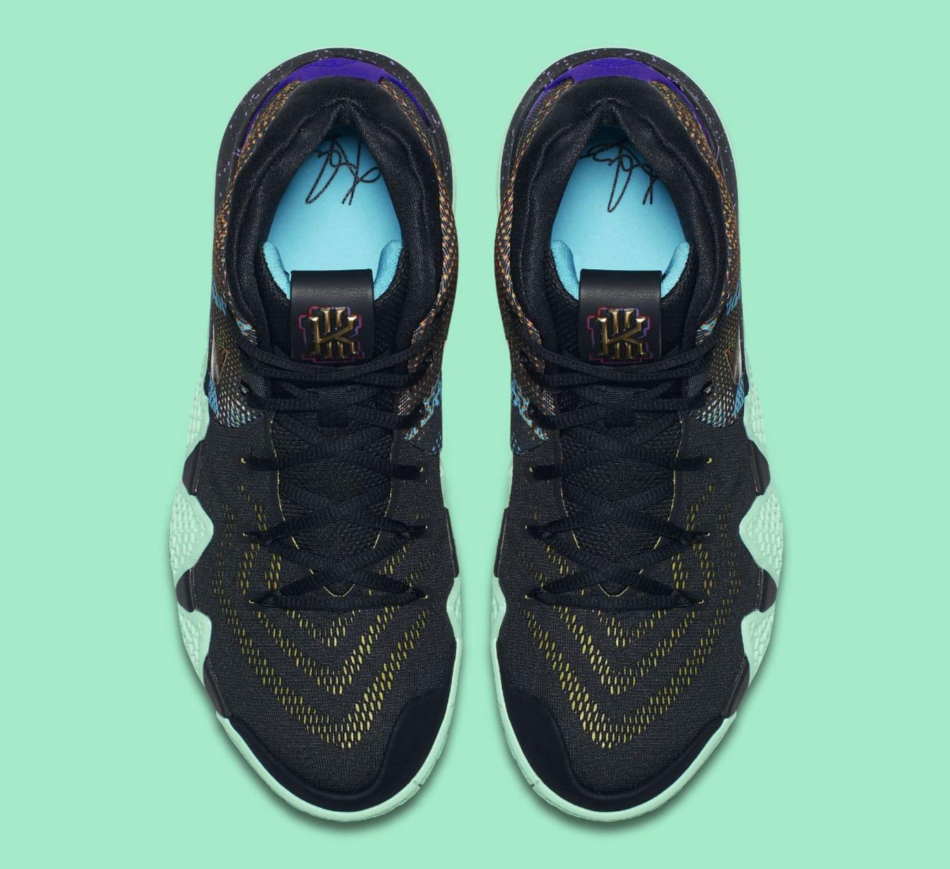 a9fa3b5dad80 Nike Kyrie 4 Mamba Mentality Release Date AV2597-001 Top