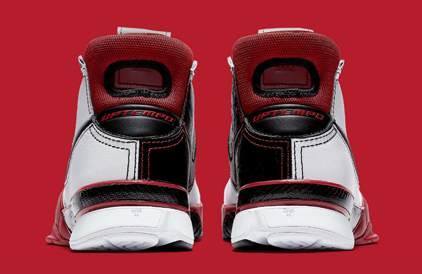 Nike Zoom Kobe 1 Protro All-Star Release Date AQ2728-102 Heel