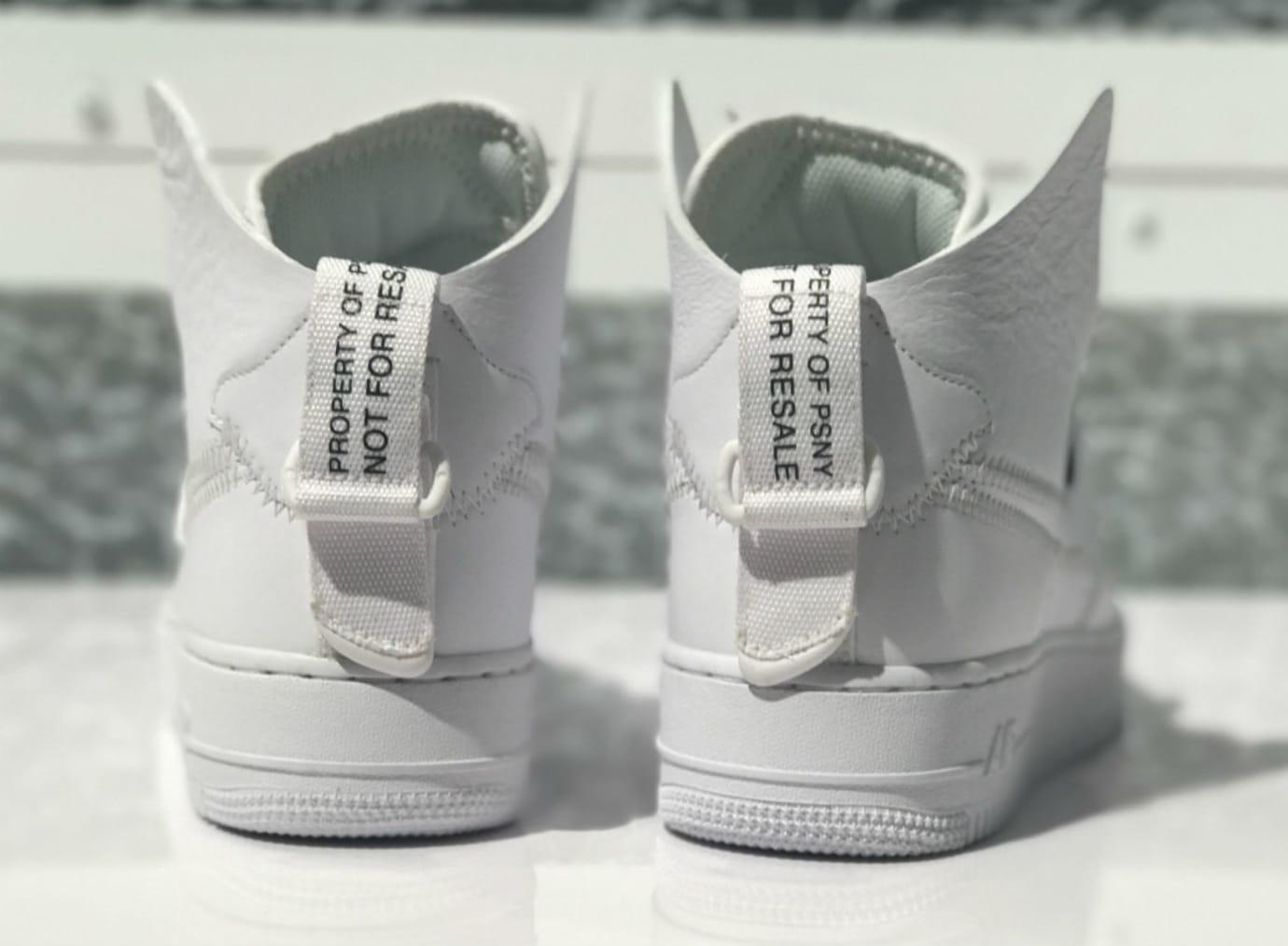 PSNY x Nike Air Force 1 High Heel