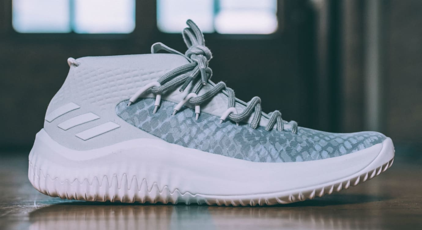 Adidas Dame 4 Start to Finish Release Date BY4495 Profile