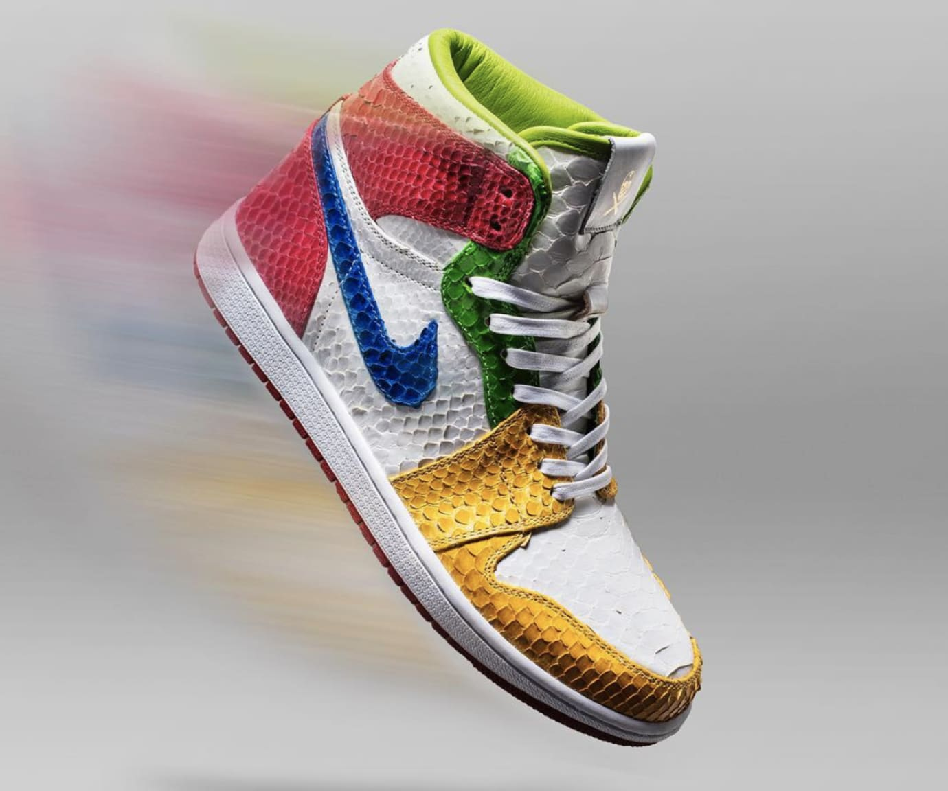 e4b89dab962b The Shoe Surgeon x Ebay x Air Jordan 1 ComplexCon Auction