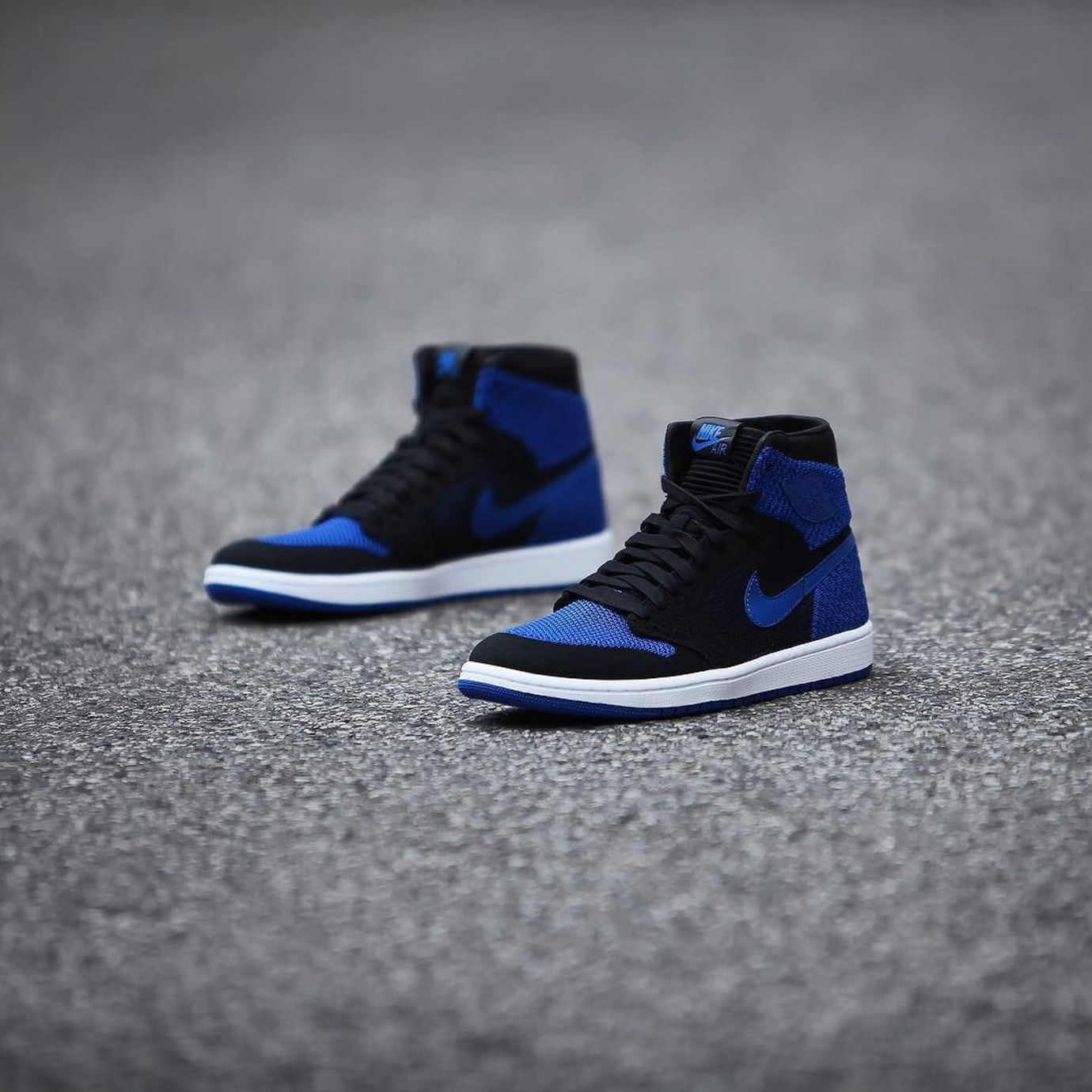 Air Jordan 1 Flyknit Royal Release Date 919704-006 (6)