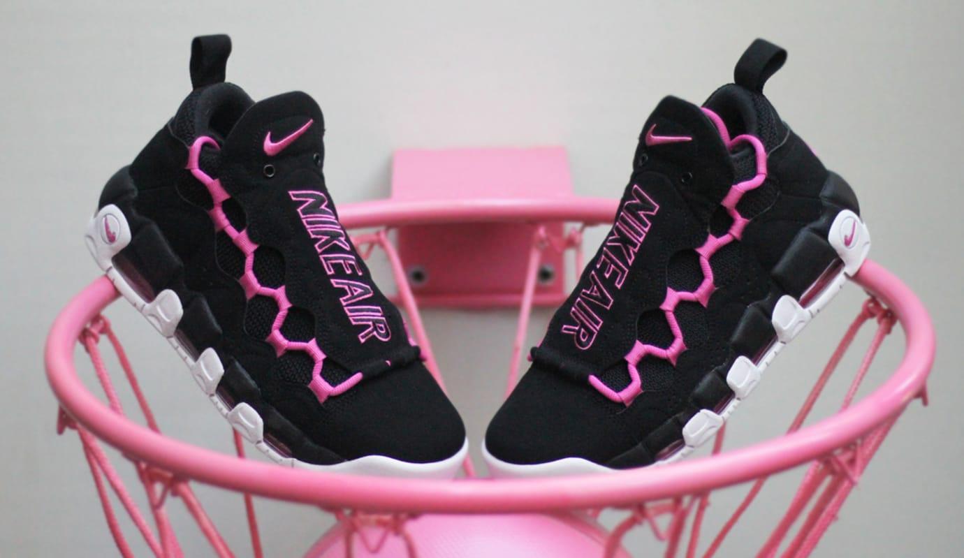 Sneaker Room Nike Air Money Breast Cancer Awareness Black