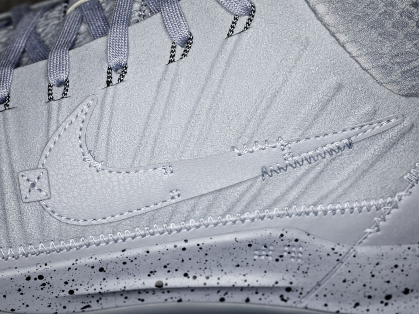 Nike Kobe AD Mid Grey Detail