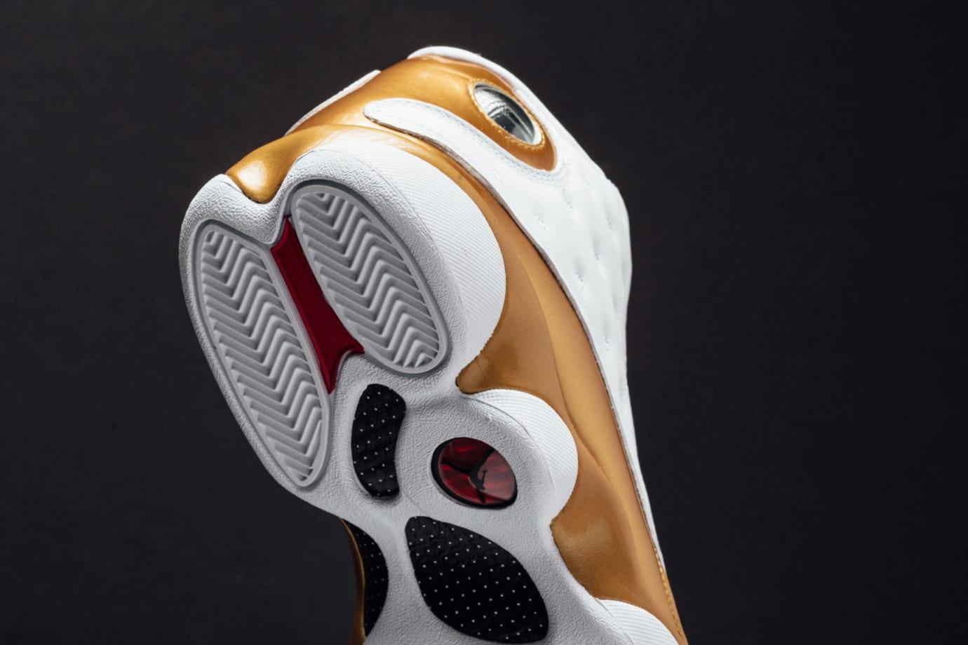 Jordan 13 DMP Heel