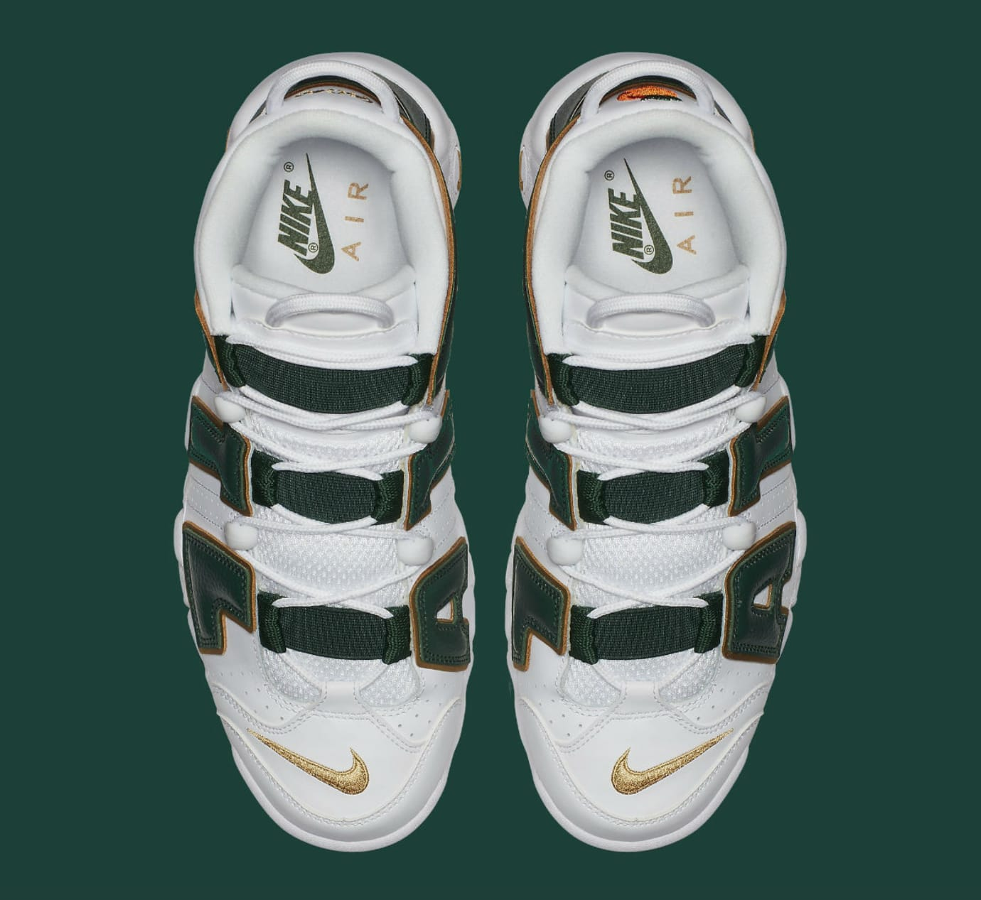 Nike Air More Uptempo Atlanta Release Date AJ3139-100 Top