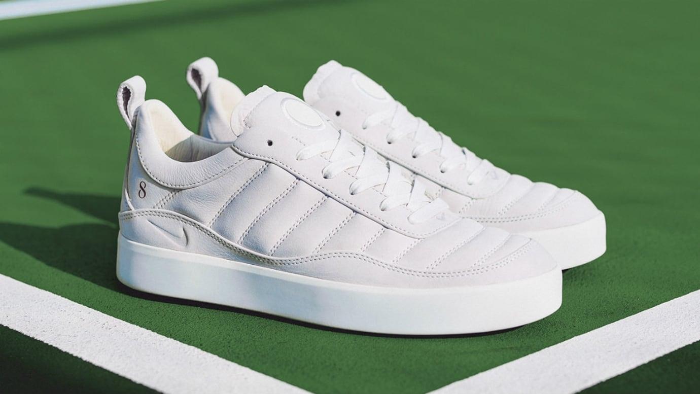 Roger Federer NikeLab Oscillate RF Wimbledon Front