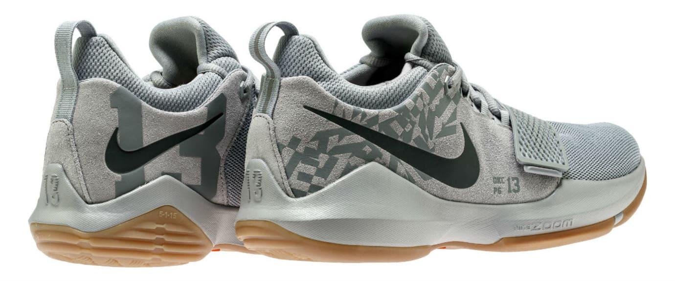 Nike PG1 Under the Radar Release Date Heel 878627-009