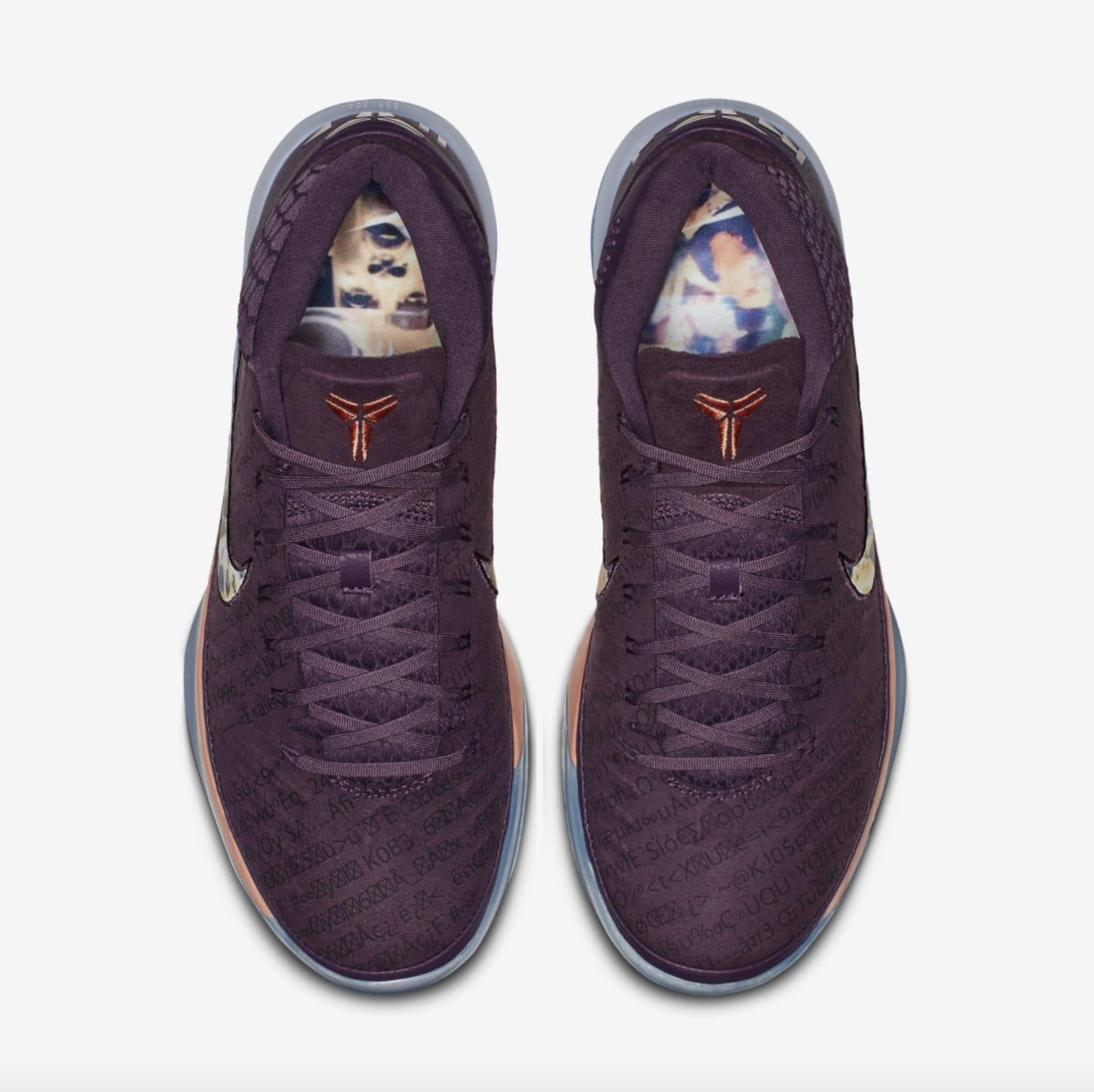 online store c2c82 ca592 Nike Kobe A.D. Mid 'Devin Booker PE' Release Date | Sole ...