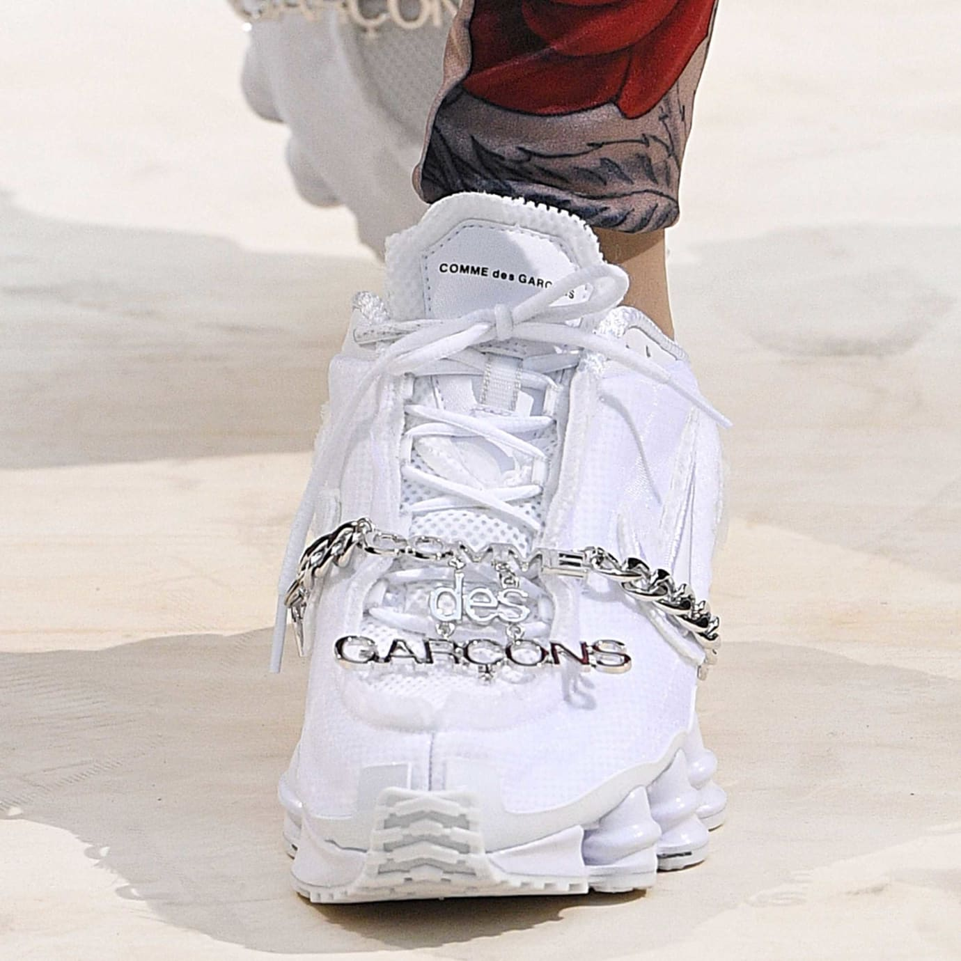 9a4655ae Comme des Garcons x Nike Shox Release Date | Sole Collector