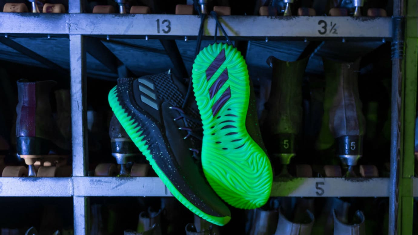 Adidas Dame 4 Glow in the Park Release Date CQ1254