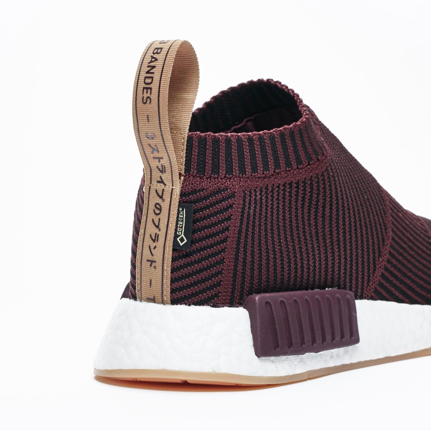Adidas NMD_CS1 Gore-Tex Primeknit 'SNS Exclusive' AQ0364 (Heel)