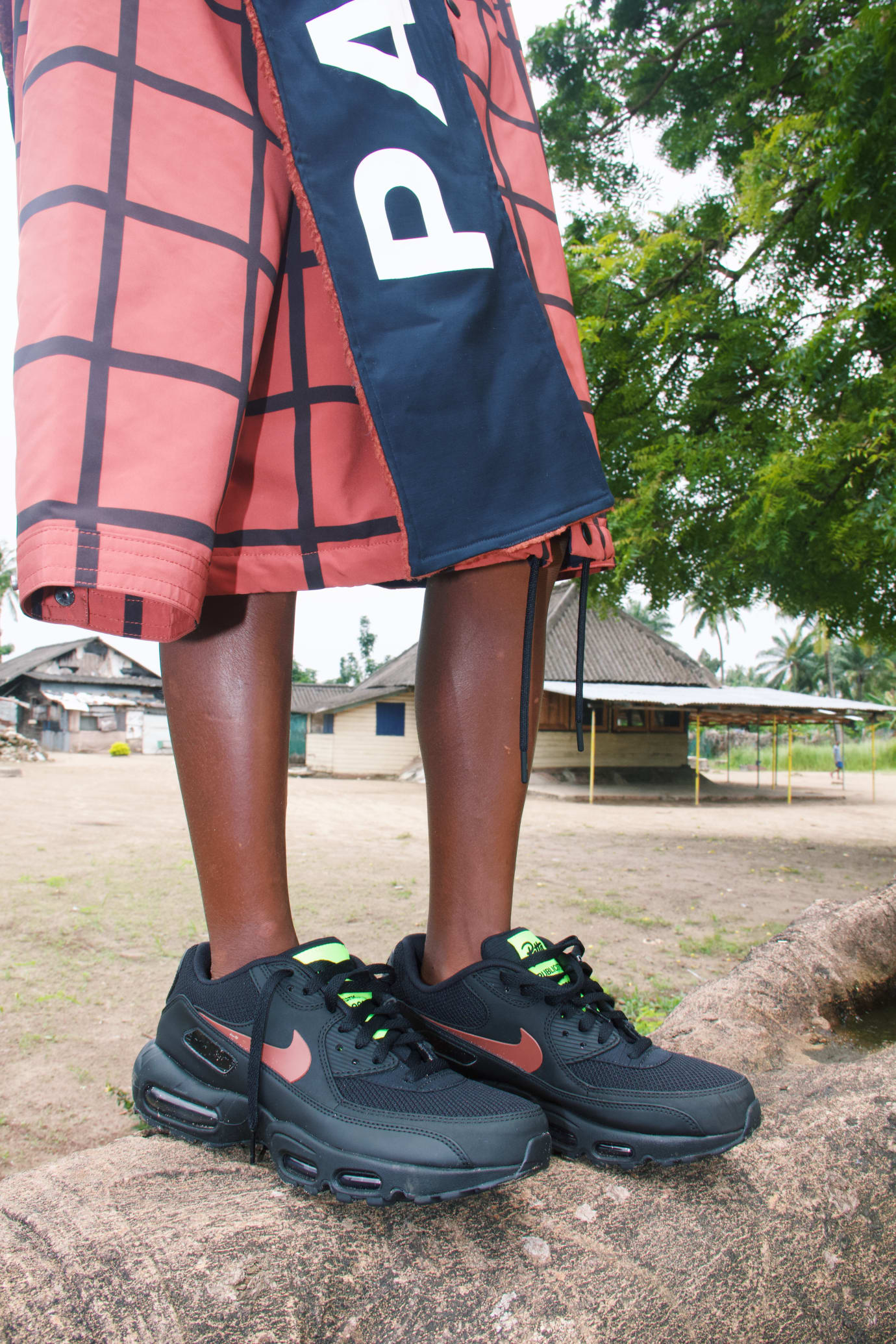 Patta x Nike Air Max 90 x 95 'Publicity. Publicity. Wohooooow!' Collection 1