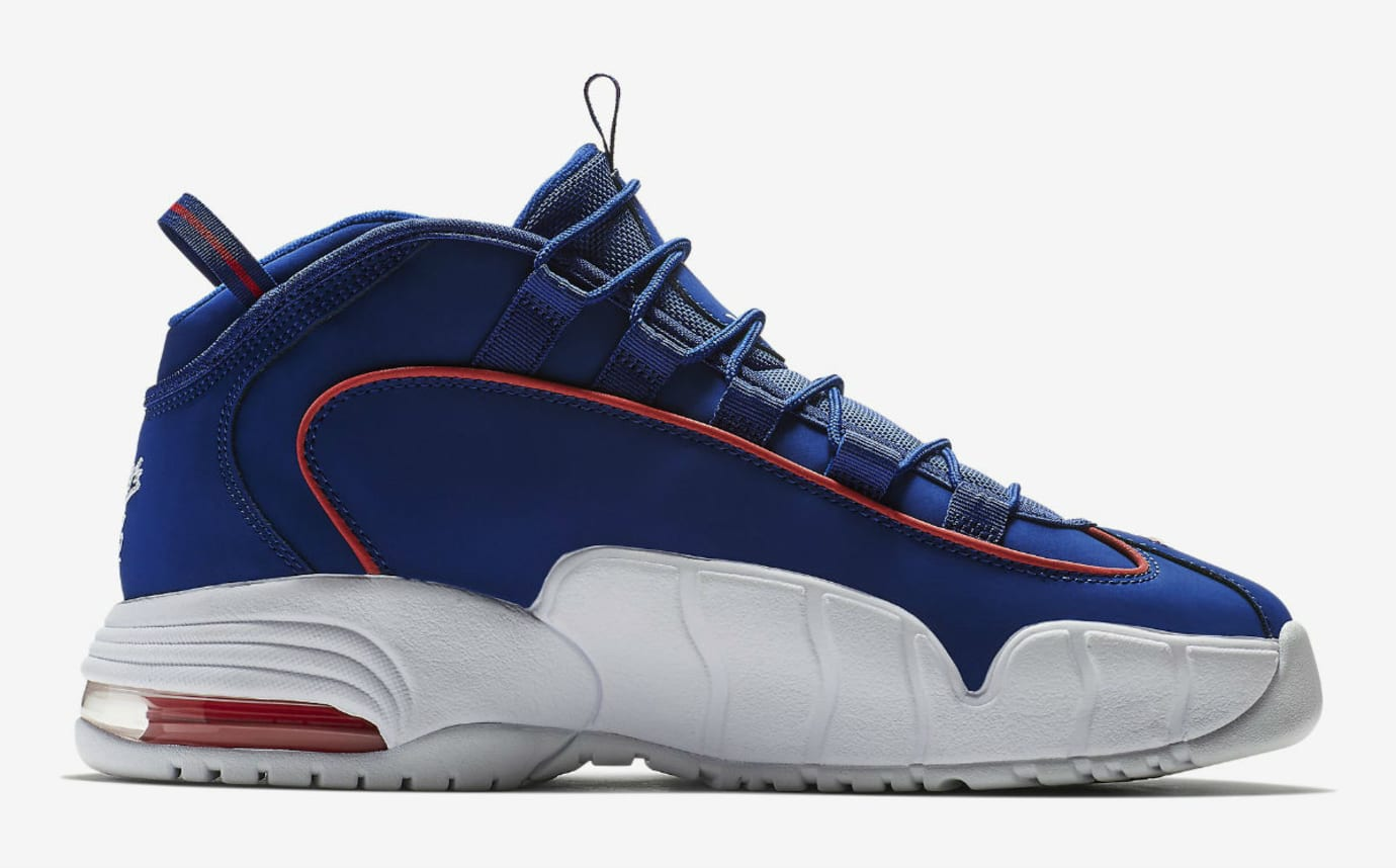 Nike Air Max Penny 1 Lil' Penny Release Date 685153-400 Medial