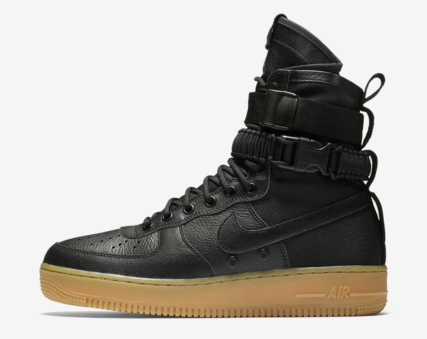 Nike SF AF1 Black Gum