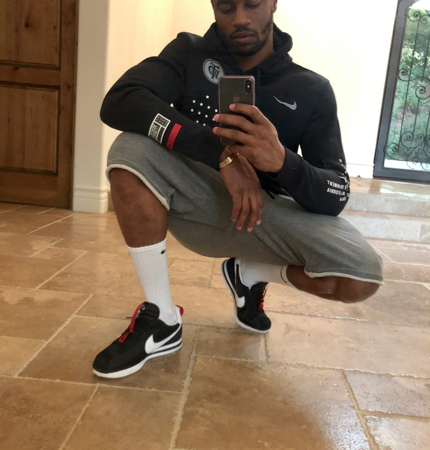 more photos 3f44a fd3fd Kendrick Lamar x Nike Cortez Kenny 'Black' Release Date ...