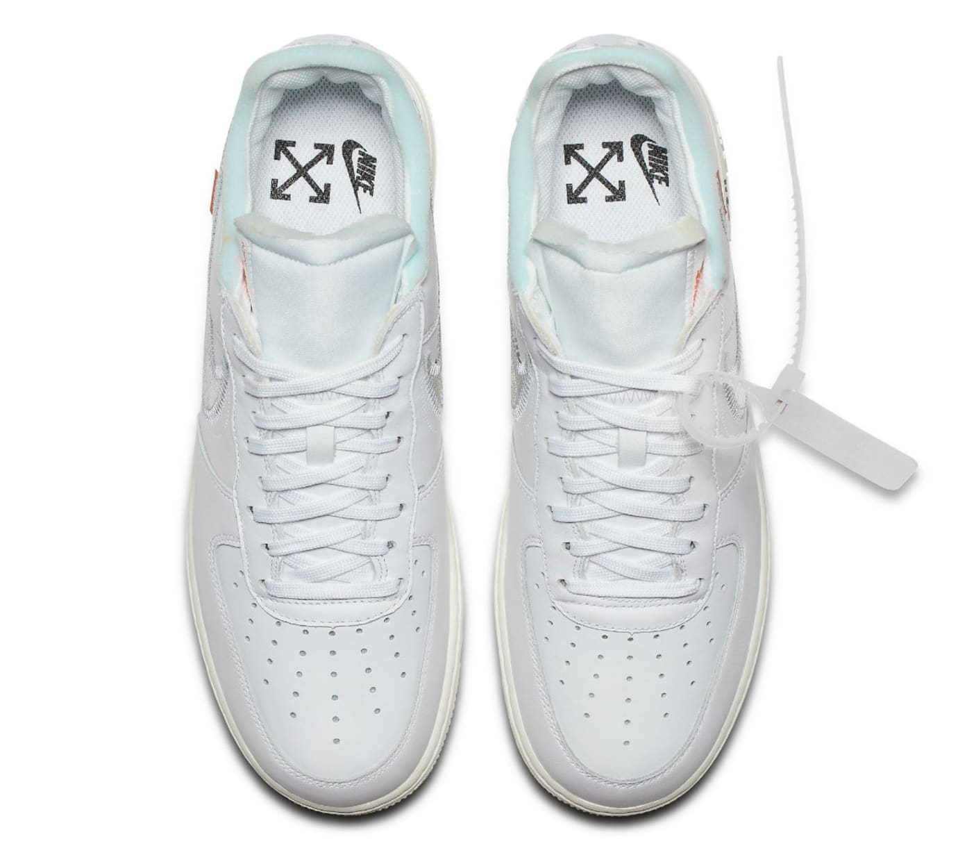 Off-White x Nike Air Force 1 Low Complex Con Release date AO4297-100 ... c62c25dc7
