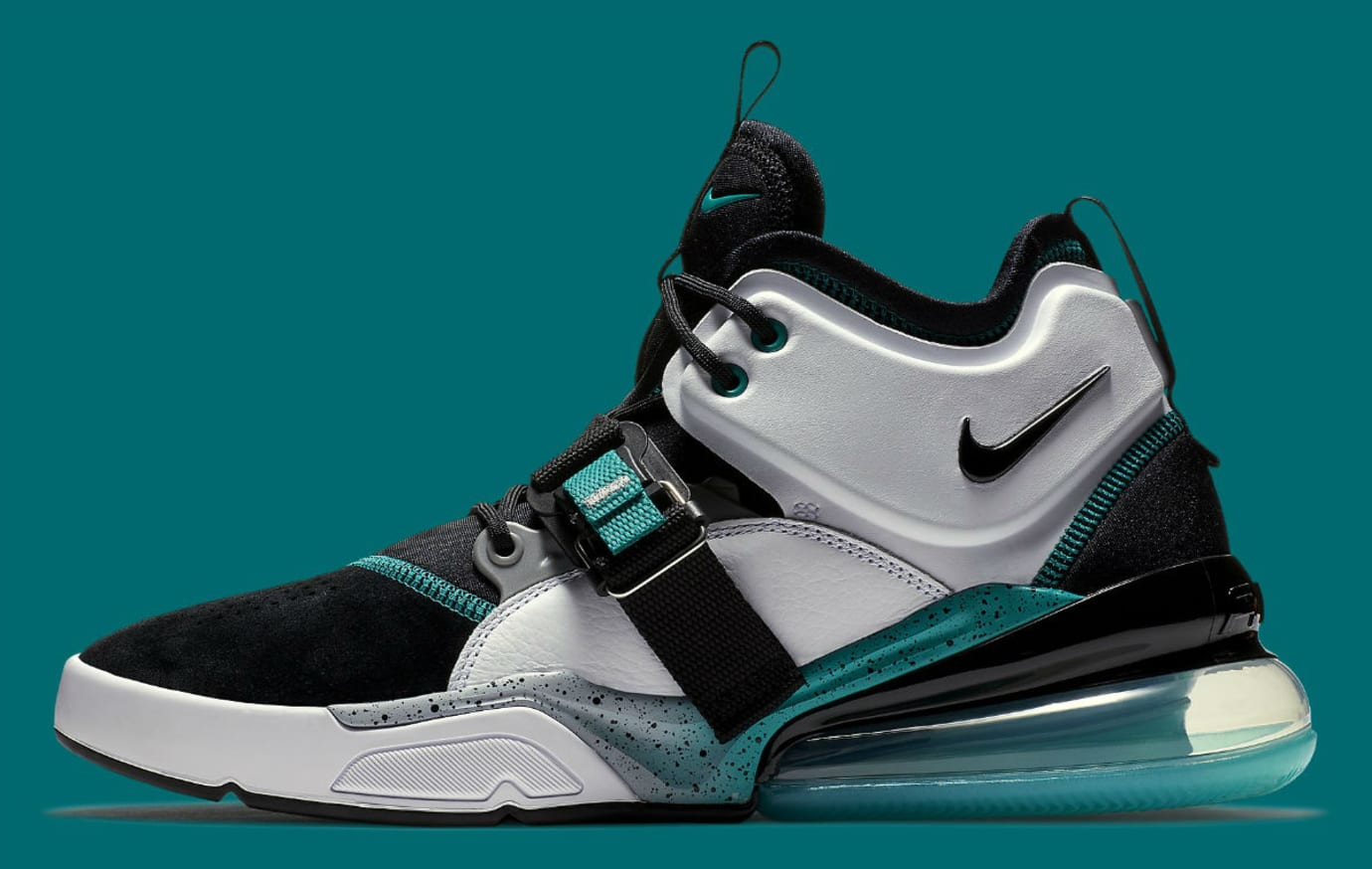 03030736e8f Nike Air Force 270 Command Force Release Date AH6772-008 Profile
