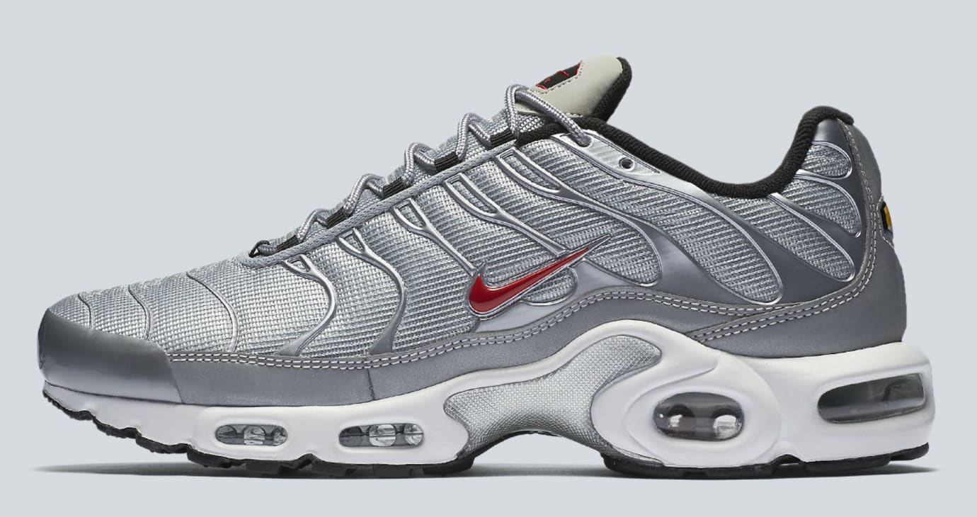 premium selection 0e943 53927 Nike Air Max Plus Silver Bullet Release Date Profile 903827-001