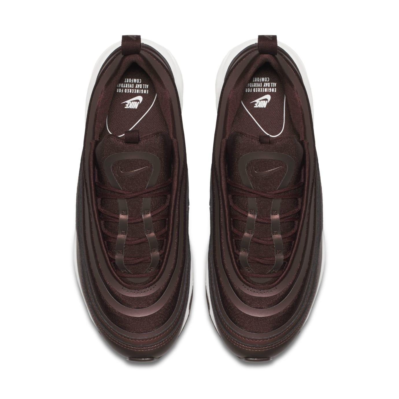 Nike Air Max 97 Ultra Metallic Burgundy (Top)
