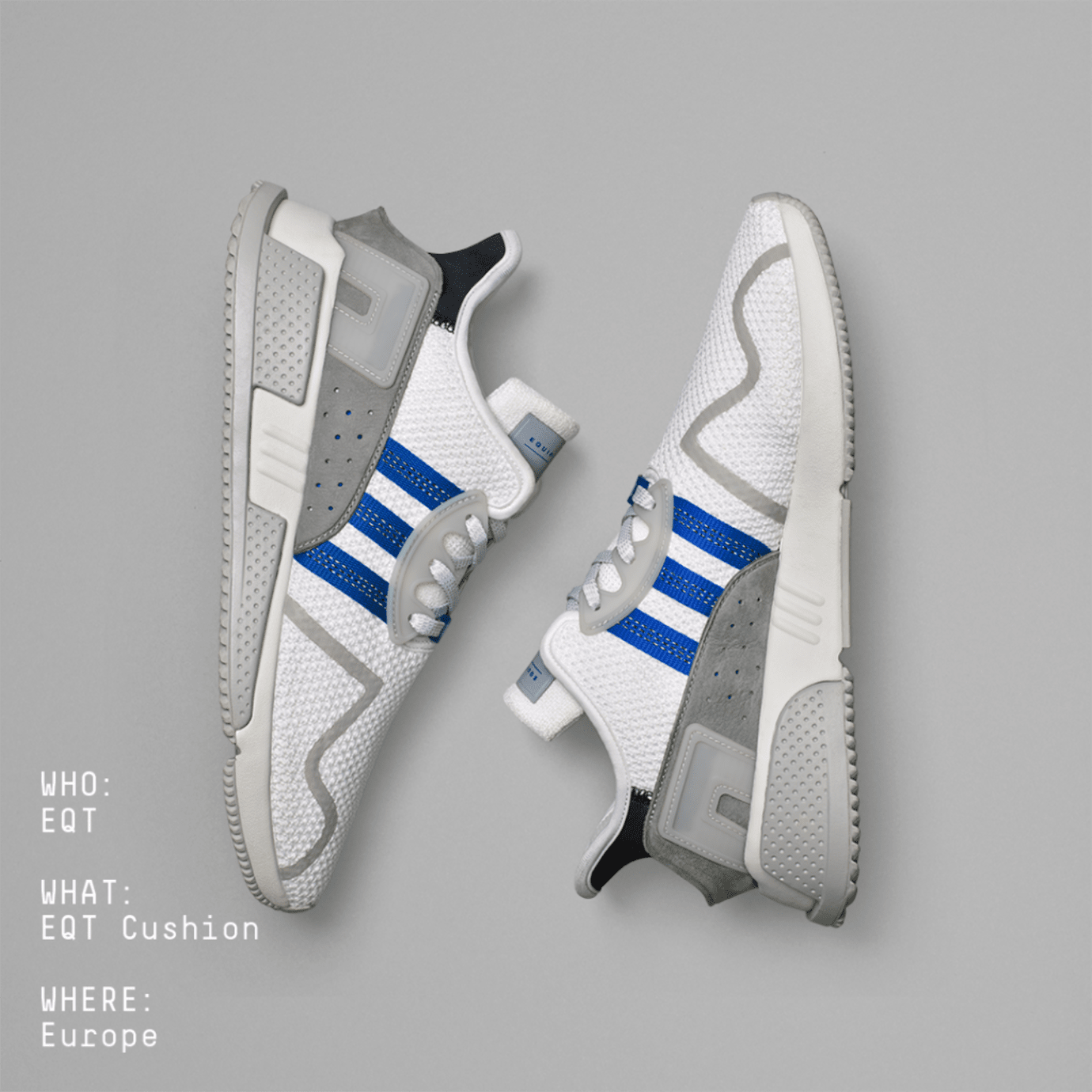 the latest a33a3 4ed87 Adidas EQT Cushion ADV Class of 91 Europe Release Date