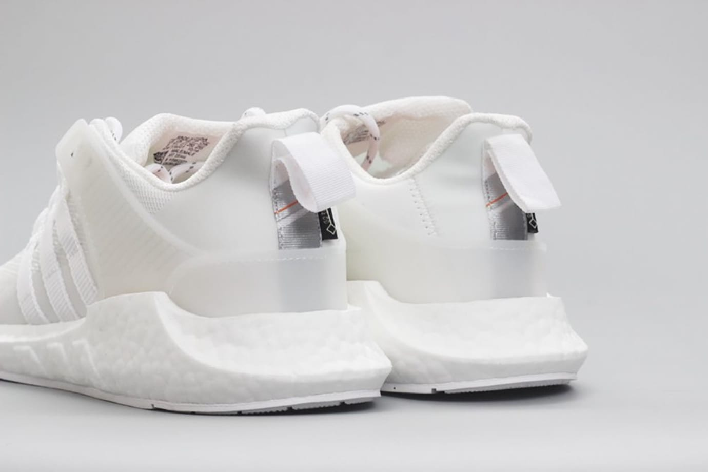 Adidas EQT Support 93/17 Gore-Tex White Release Date Heel