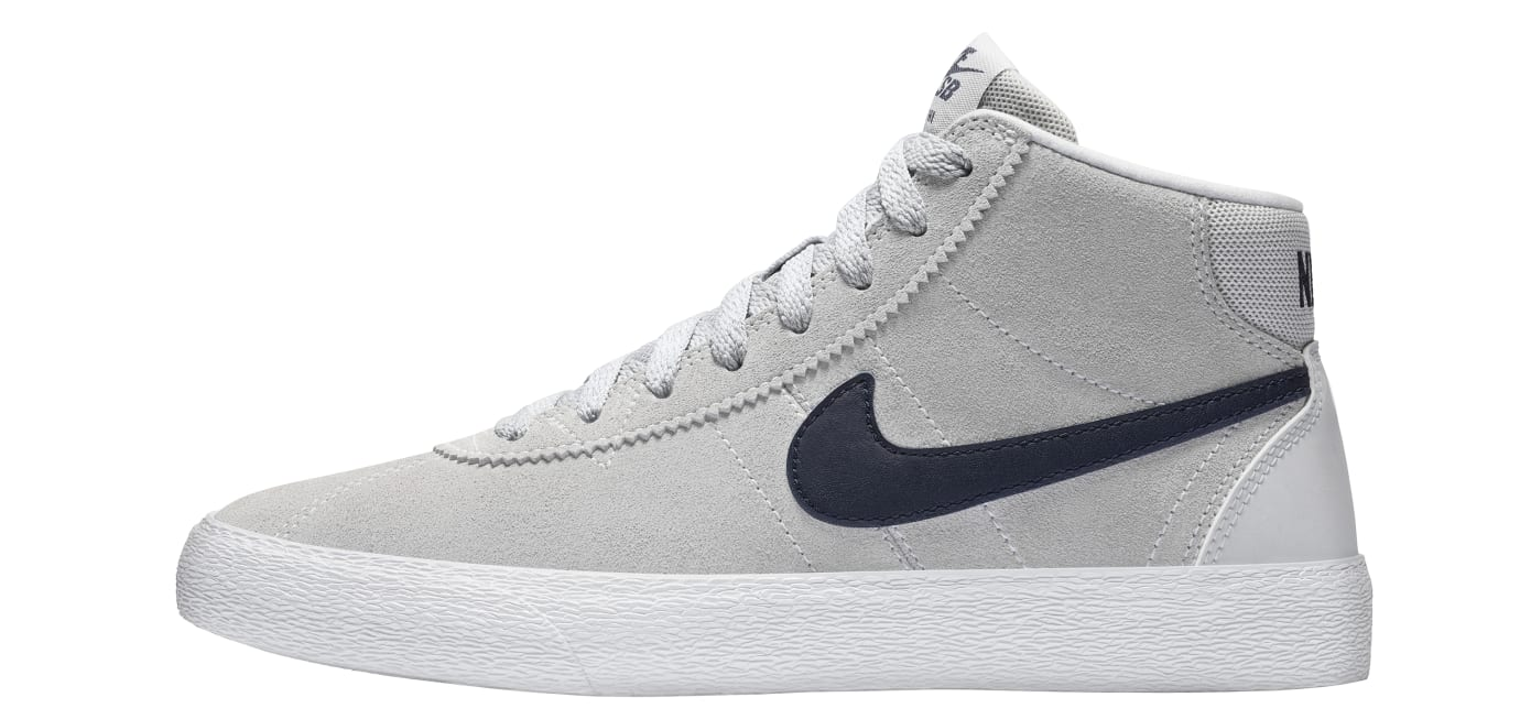 Women's Nike SB Bruin High Grey 2