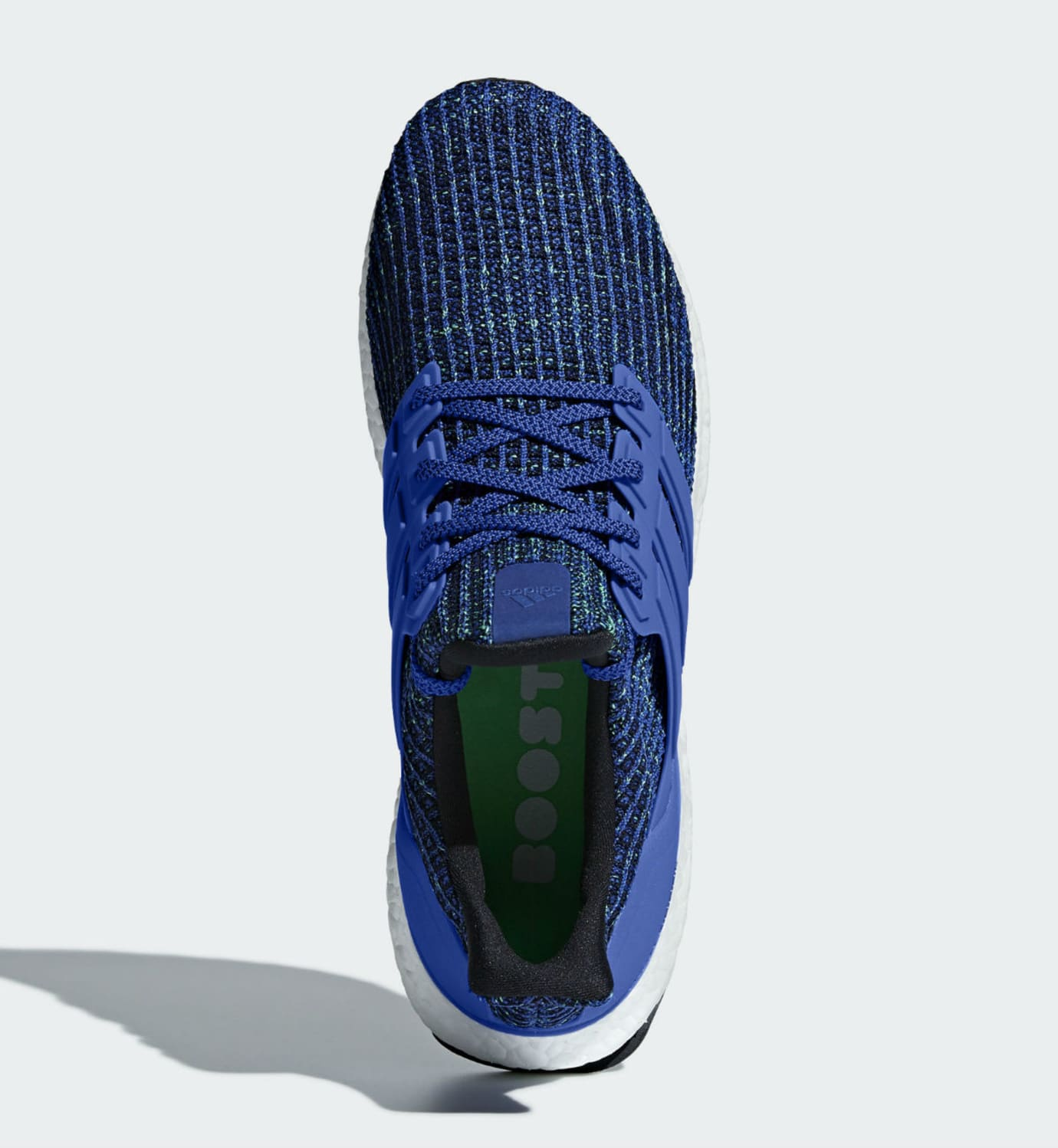 21be13651 Image via Adidas Adidas Ultra Boost 4.0 Hi Res Blue Release Date CM8112 Top